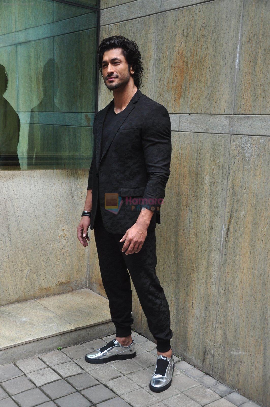 Vidyut Jamwal during the launch of song Gal Ban Gayi in Mumbai on 7th Sept 2016