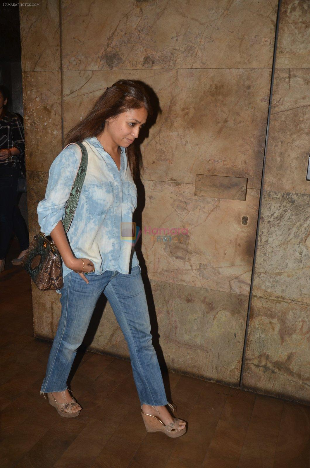 Surily Goel at Freaky Ali screening on 7th Sept 2016
