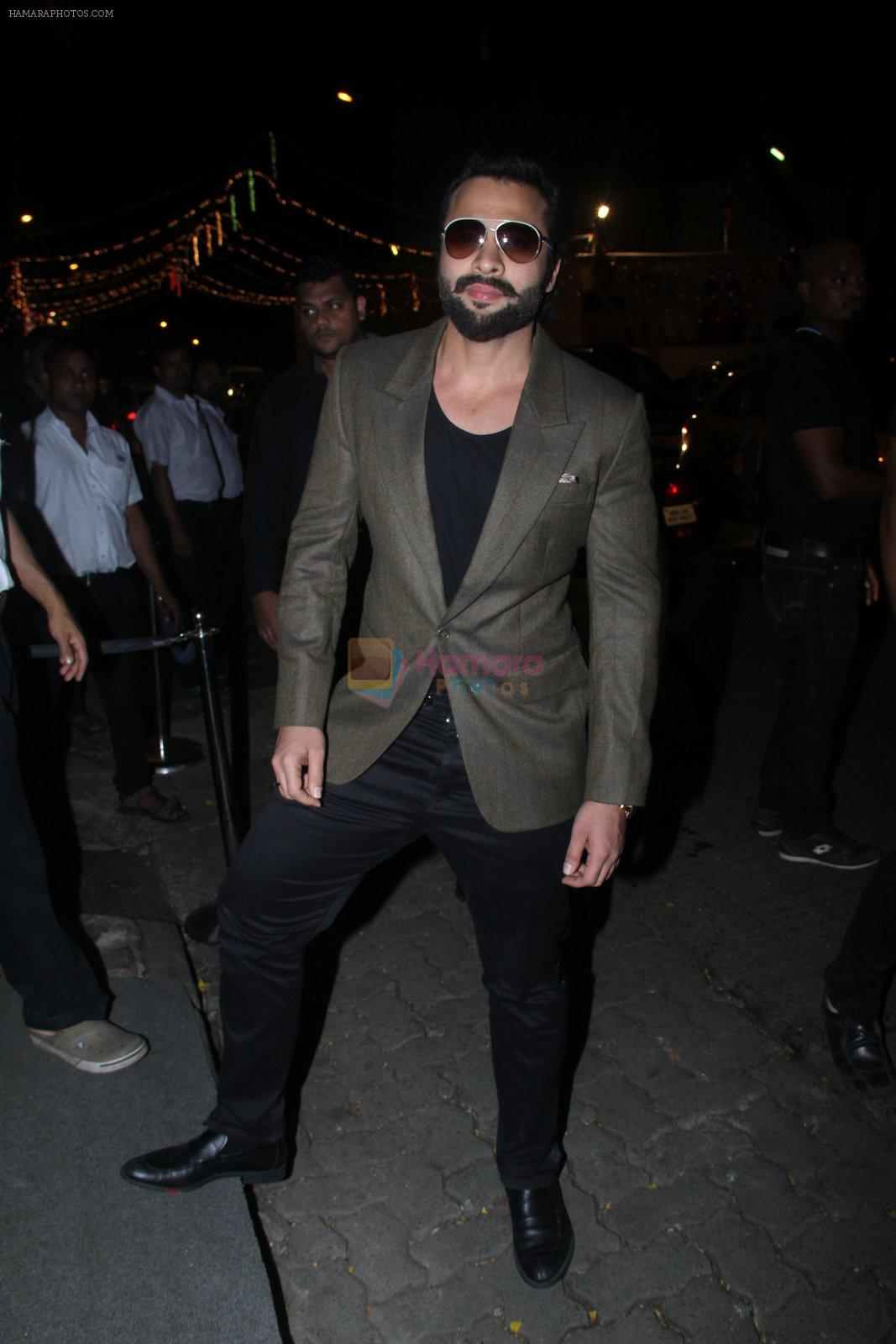 Jackky Bhagnani at Raj Kundra's birthday in The Korner House on 8th Sept 2016