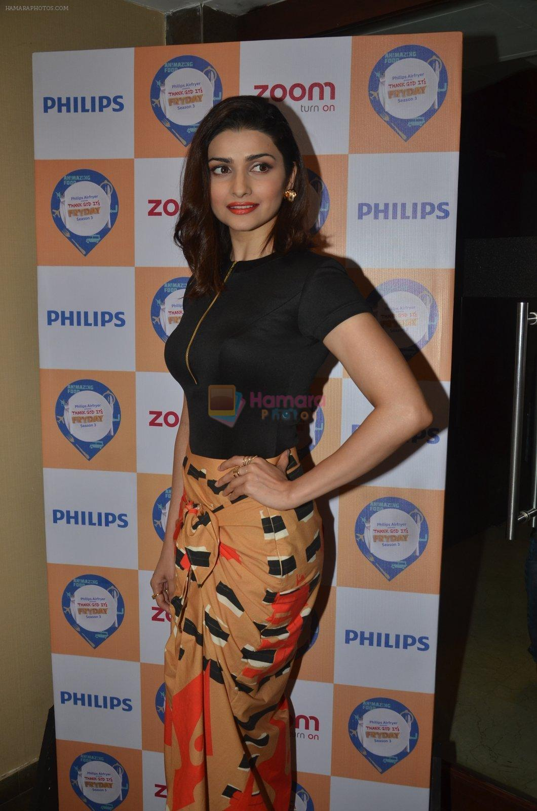 Prachi Desai at the launch of Thank God It's Fryday 3.0 on 8th Sept 2016