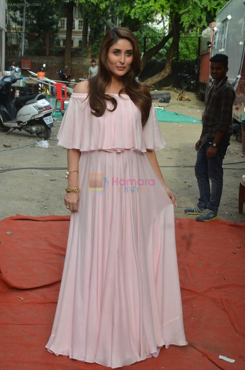 Kareena Kapoor snapped in Mumbai on 8th Sept 2016