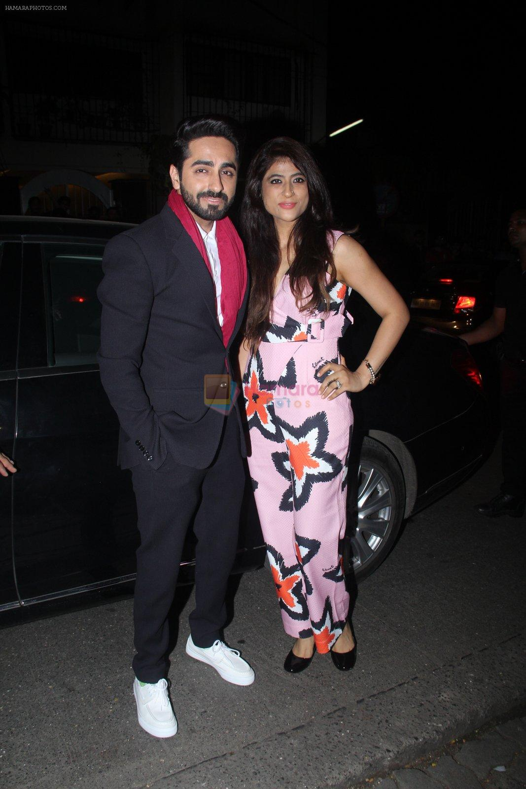 Ayushman Khurana at Raj Kundra's birthday in The Korner House on 8th Sept 2016