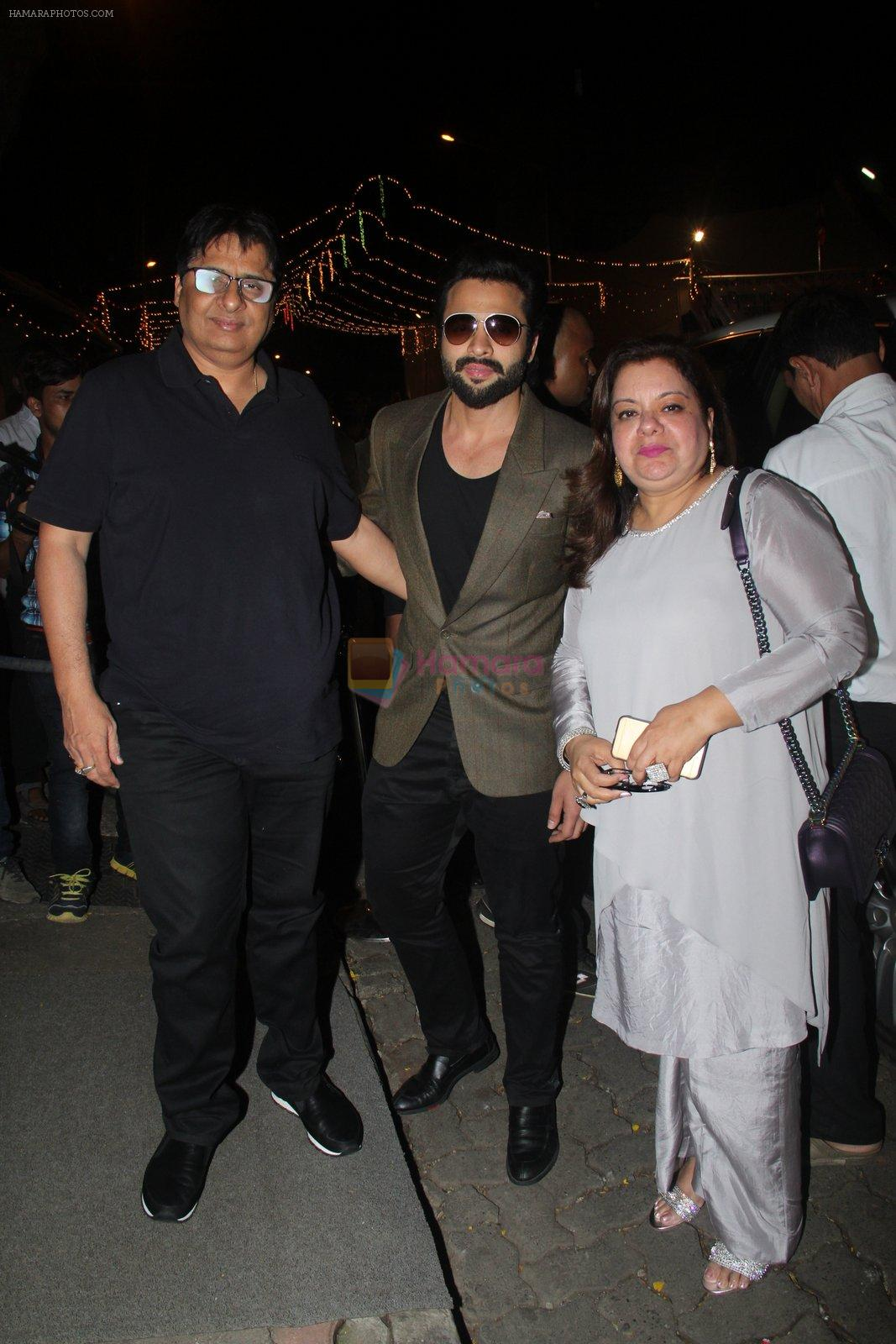 Vashu Bhagnani, Jackky Bhagnani at Raj Kundra's birthday in The Korner House on 8th Sept 2016