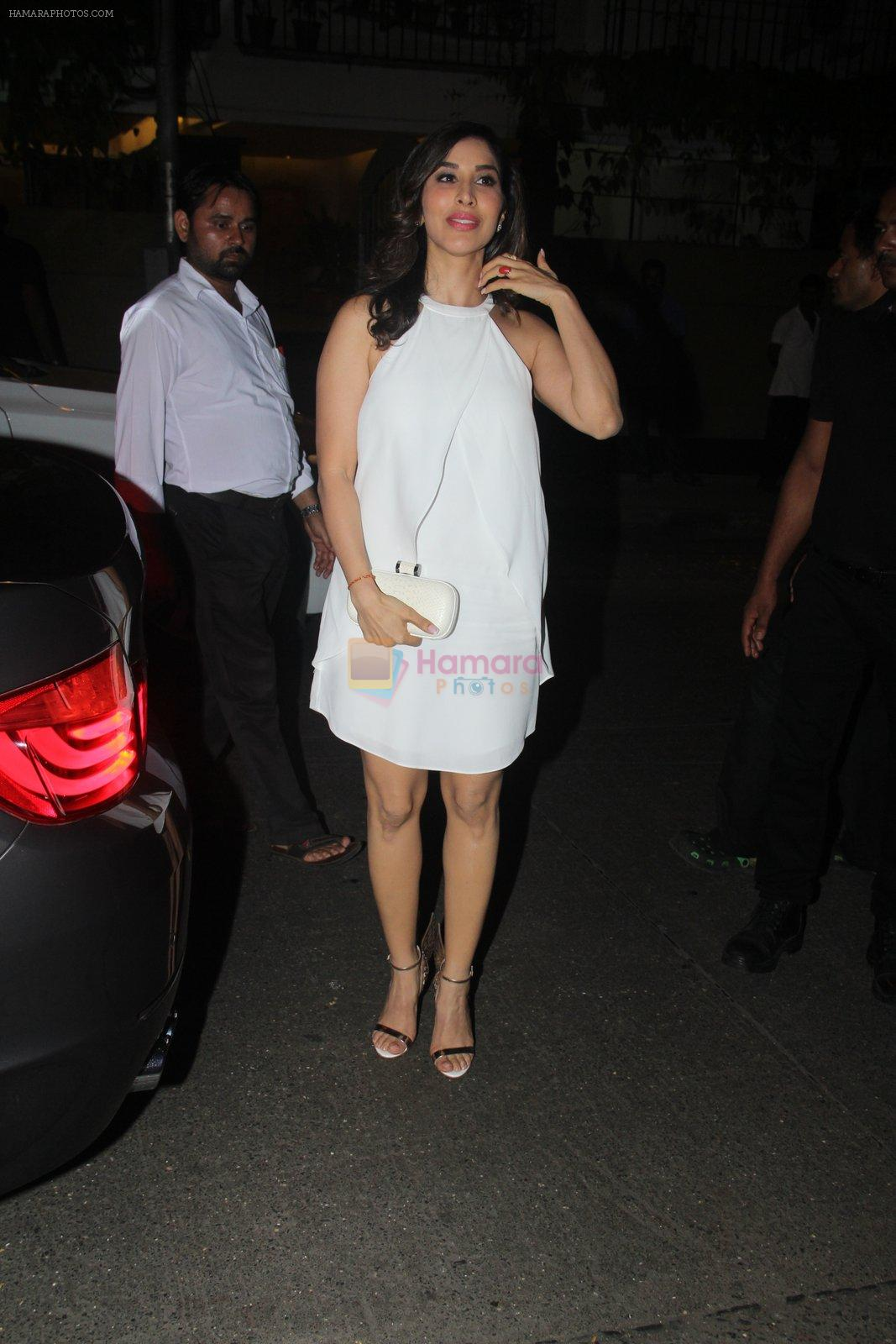Sophie Chaudhary at Raj Kundra's birthday in The Korner House on 8th Sept 2016