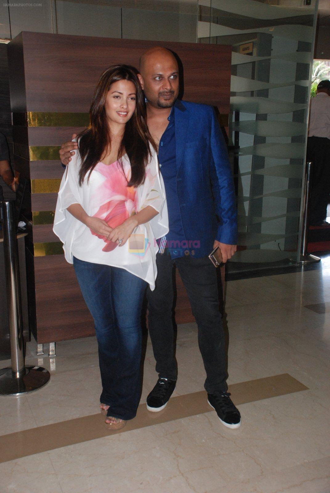 Riya Sen at PVR for Dark Chocolate film on 8th Sept 2016