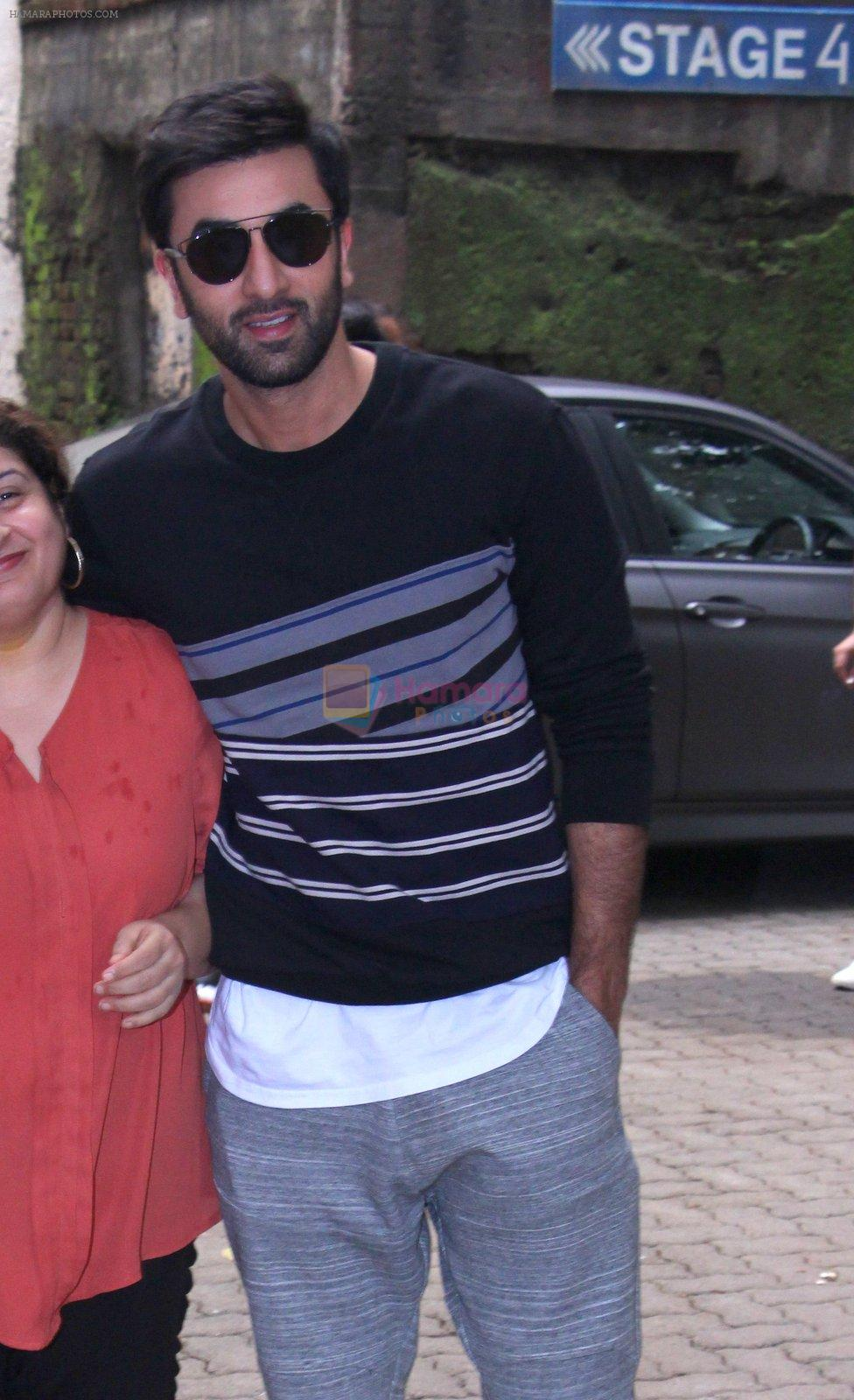 Ranbir Kapoor snapped on 9th Sept 2016