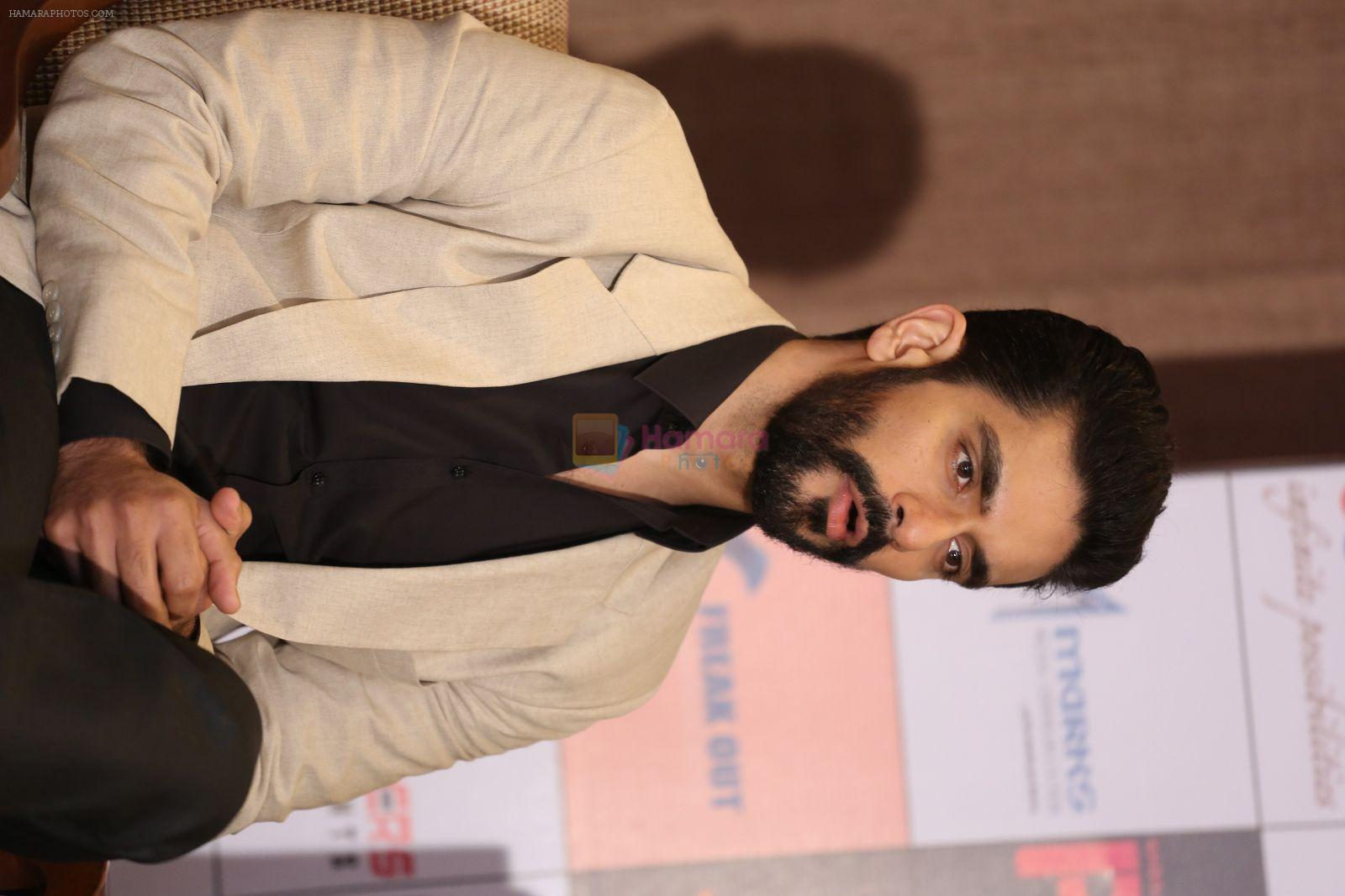 Angad Bedi at Pink press meet in Mumbai on 9th Sept 2016