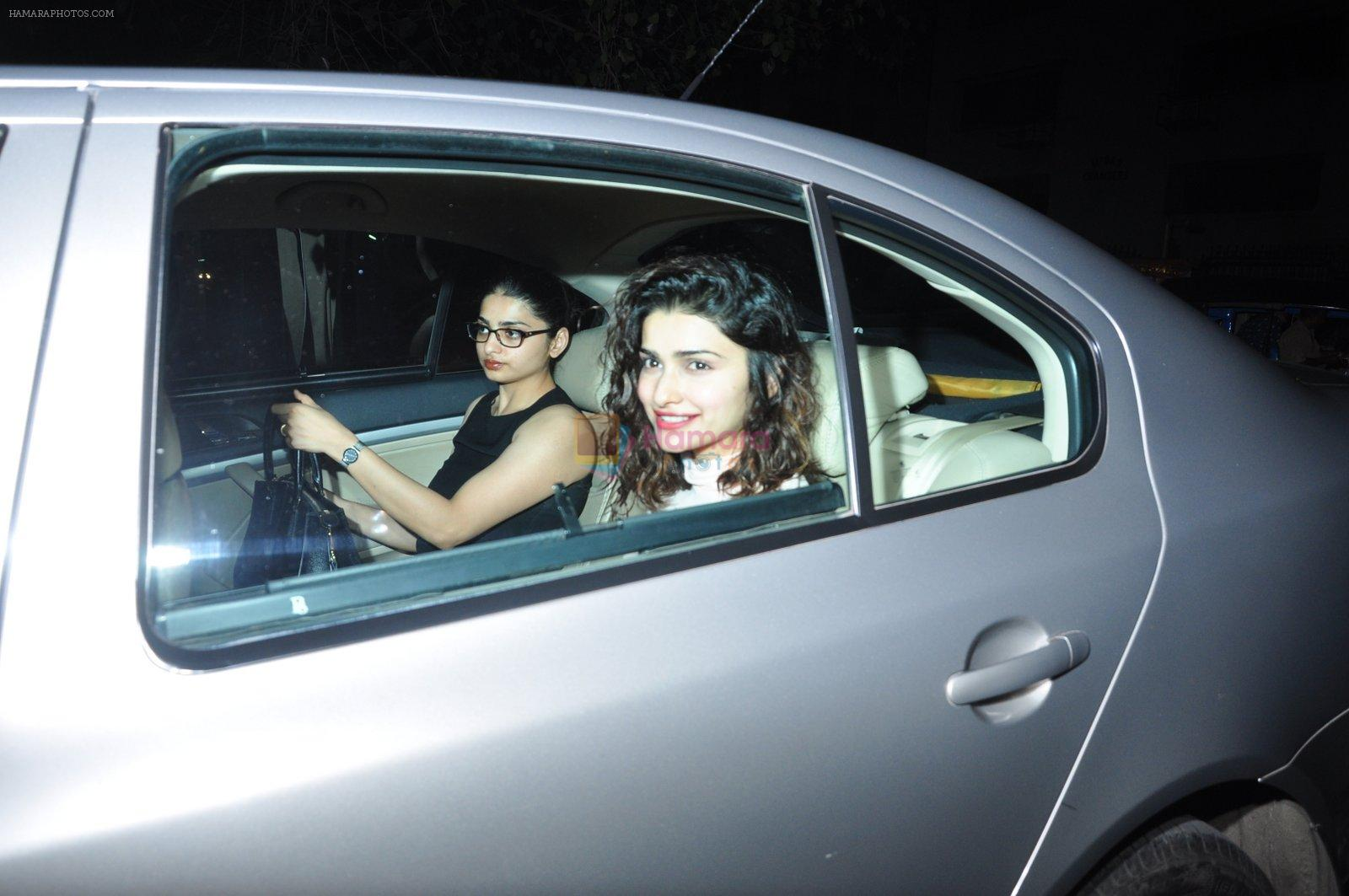 Prachi Desai at Pink film screening in yashraj on 11th Sept 2016