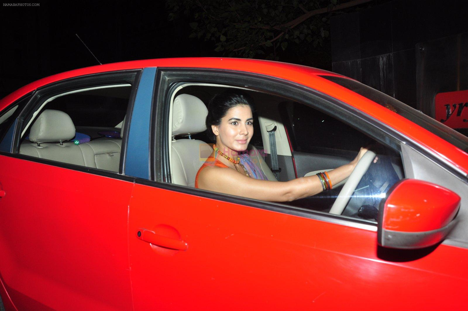 Kirti Kulhari at Pink film screening in yashraj on 11th Sept 2016