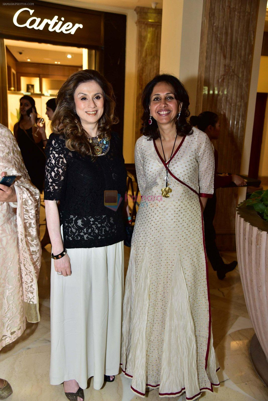 at Suneet Varma's Couture Show at DLF Emporio in Delhi on 11th Sept 2016