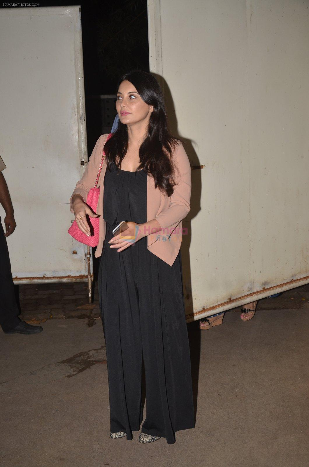 Minissha Lamba at Pink Screening in Sunny Super Sound on 12th Sept 2016