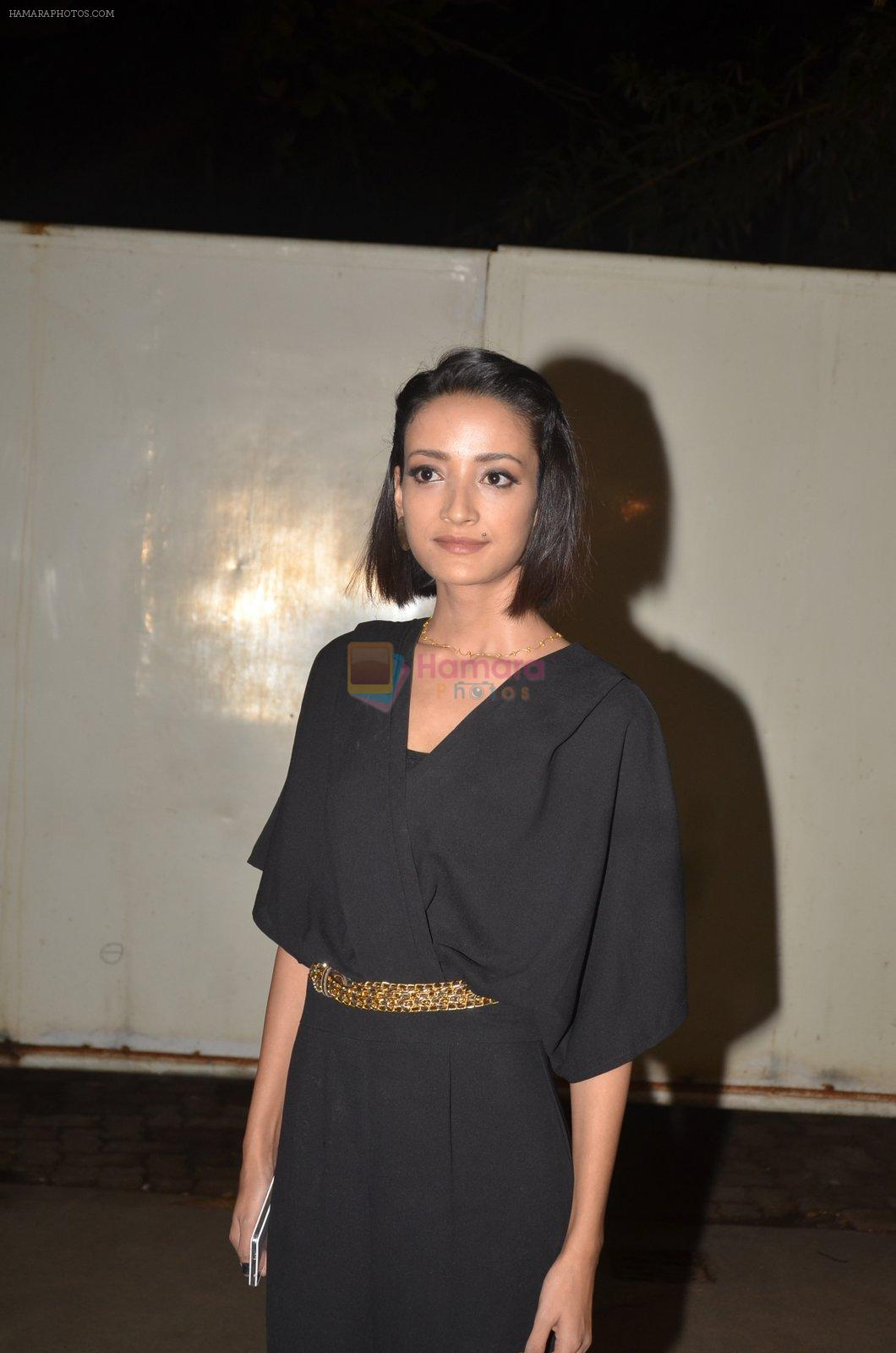 Andrea Tariang at Pink Screening in Sunny Super Sound on 12th Sept 2016