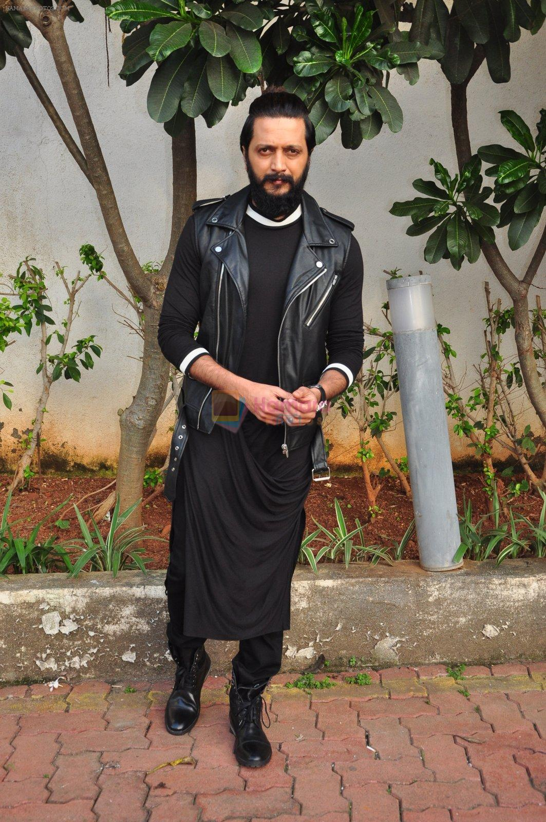 Ritesh Deshmukh on the sets of Dance Plus on 12th Sept 2016