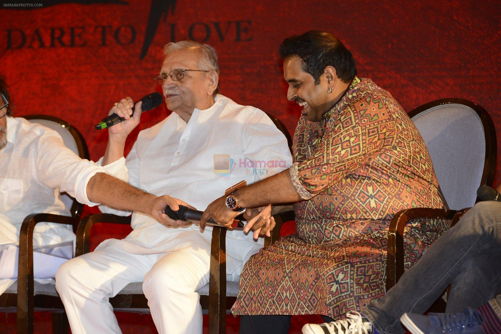 Gulzar at the Audio release of Mirzya on 13th Sept 2016