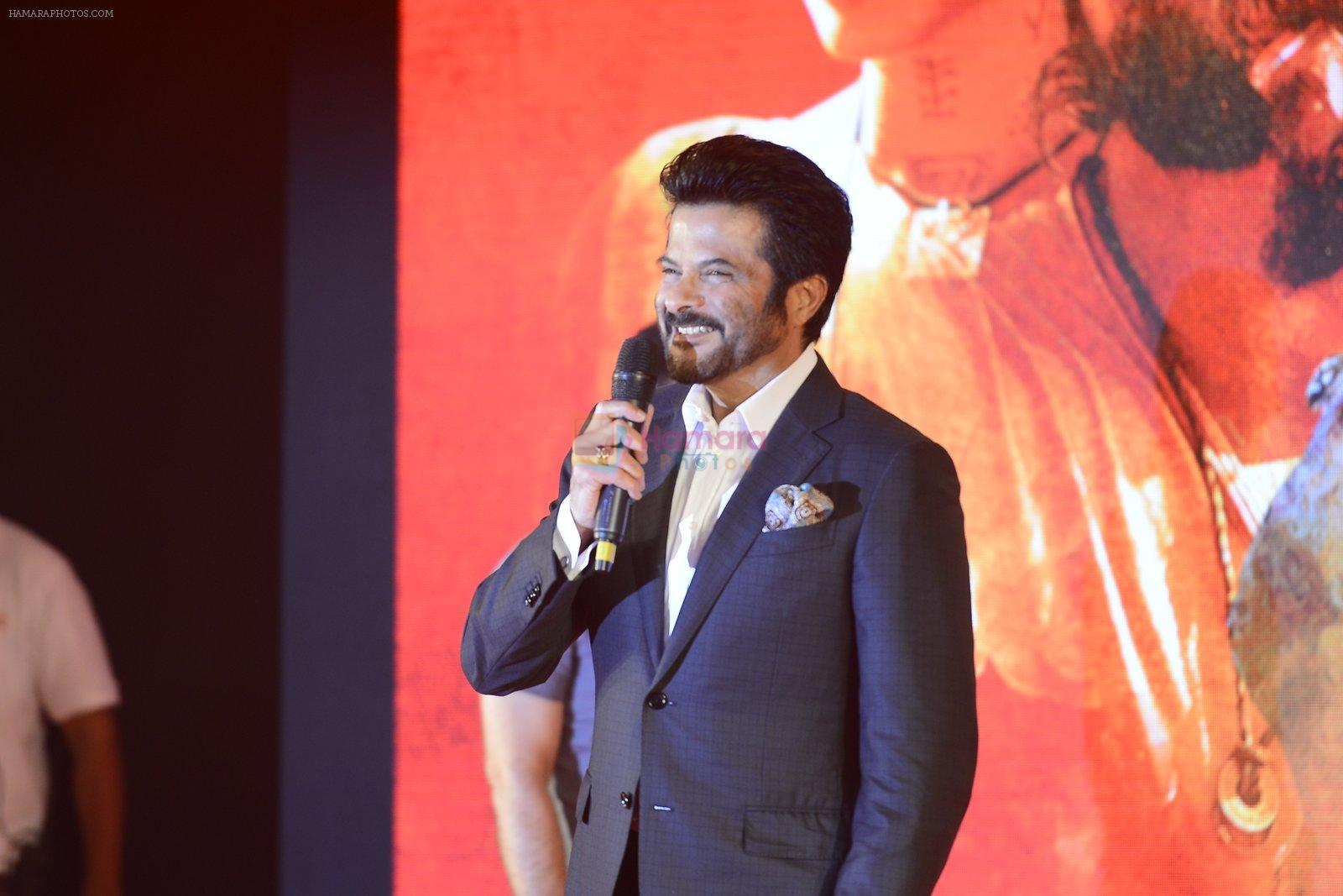 Anil Kapoor at the Audio release of Mirzya on 13th Sept 2016