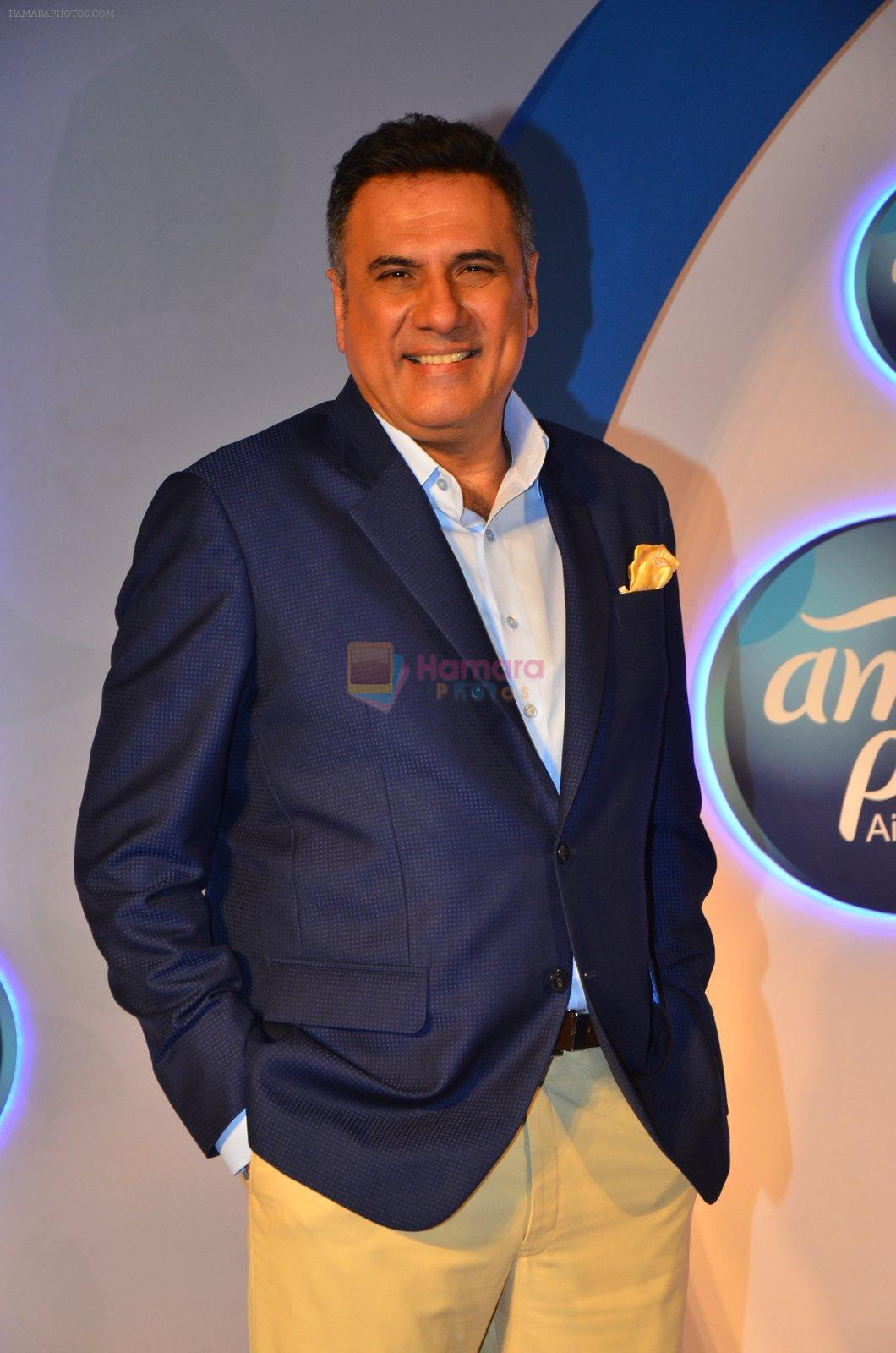 Boman Irani during a promotional event by Ambi Pur in Mumbai on 13th Sept 2016