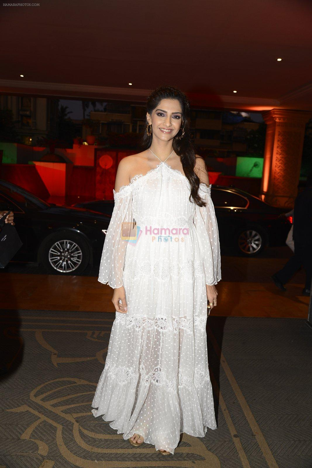 Sonam Kapoor at the Audio release of Mirzya on 13th Sept 2016