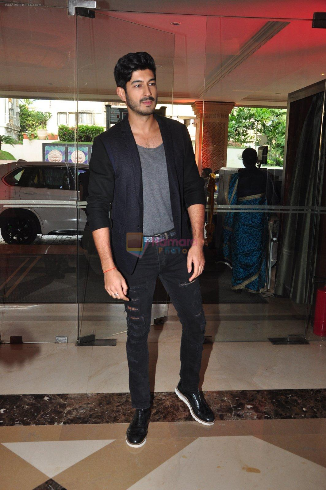 Mohit Marwah at the Audio release of Mirzya on 13th Sept 2016