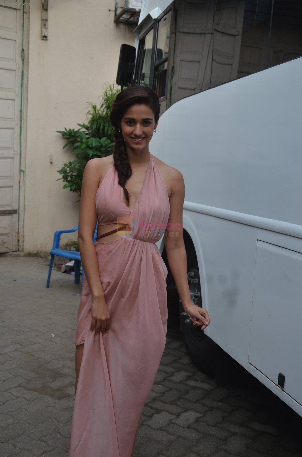 Disha Patani snapped promoting M.S. Dhoni - The Untold Story on 13th Sept 2016