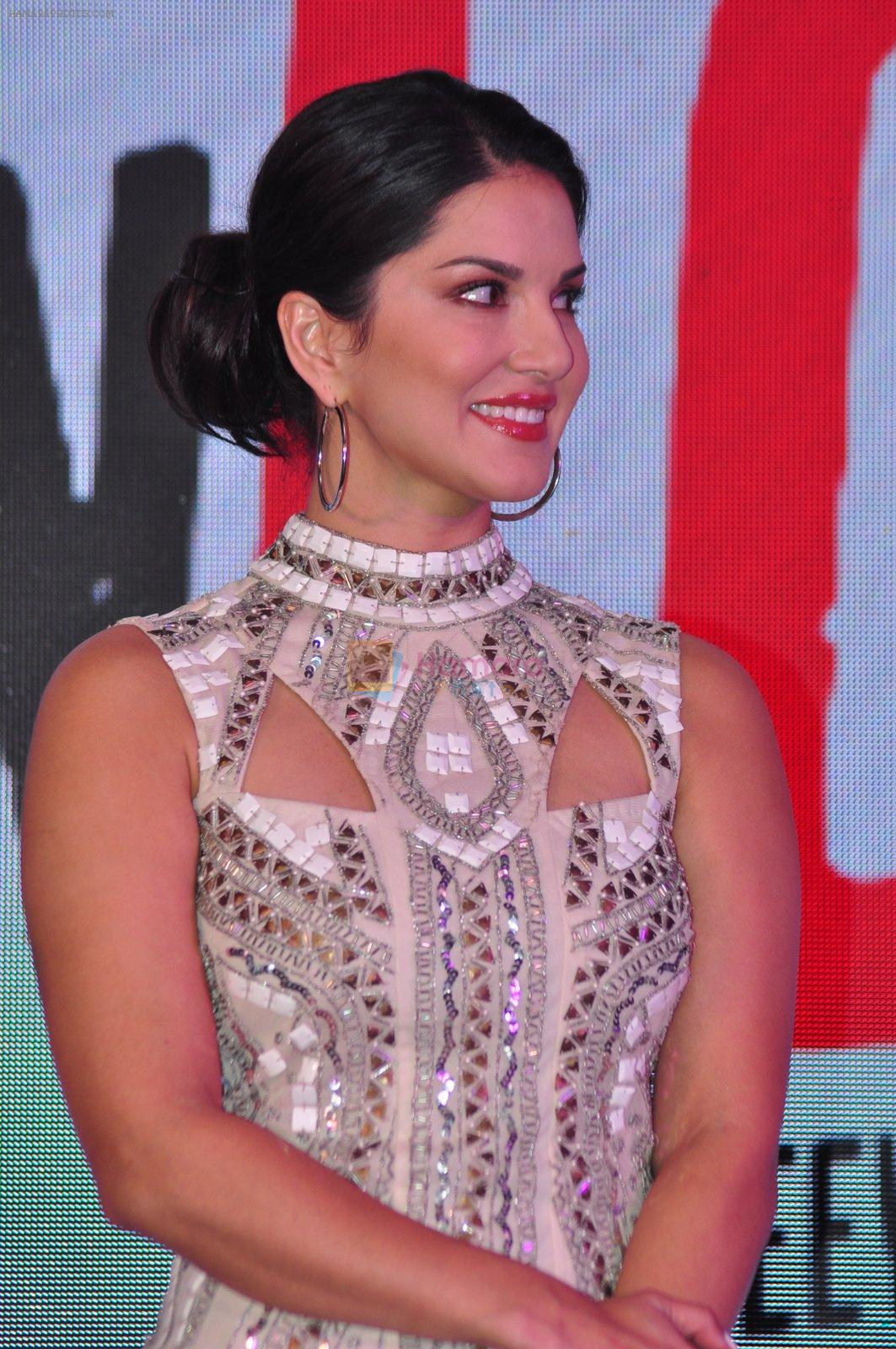 Sunny Leone at the Audio release of Beiimaan Love on 14th Sept 2016