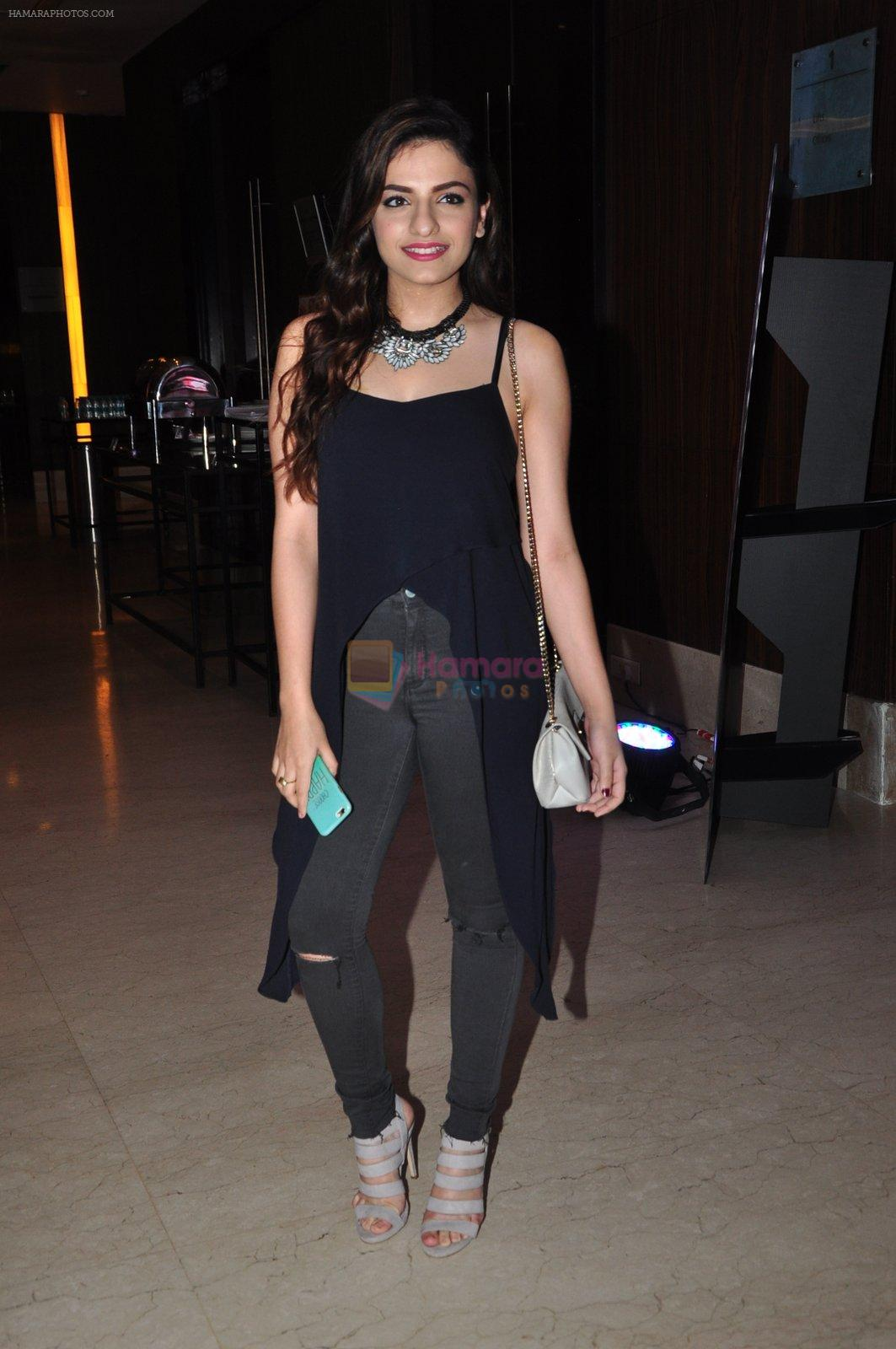 at the Audio release of Beiimaan Love on 14th Sept 2016