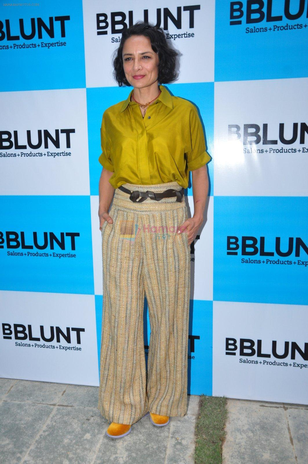 Adhuna Akhtar launches Bblunt in Malad on 14th Sept 2016