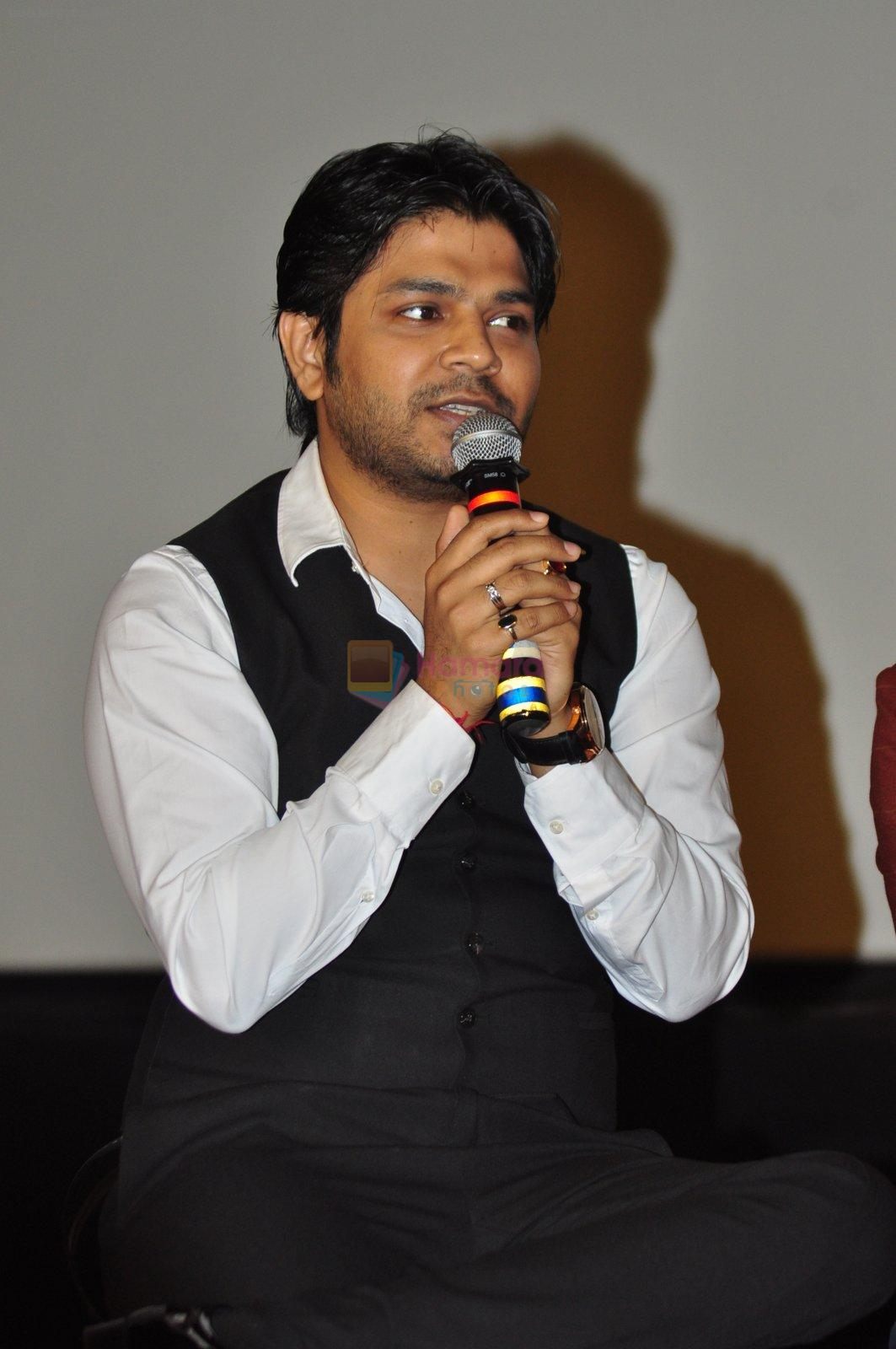 Ankit Tiwari at the Audio release of Tum Bin 2 on 14th Sept 2016