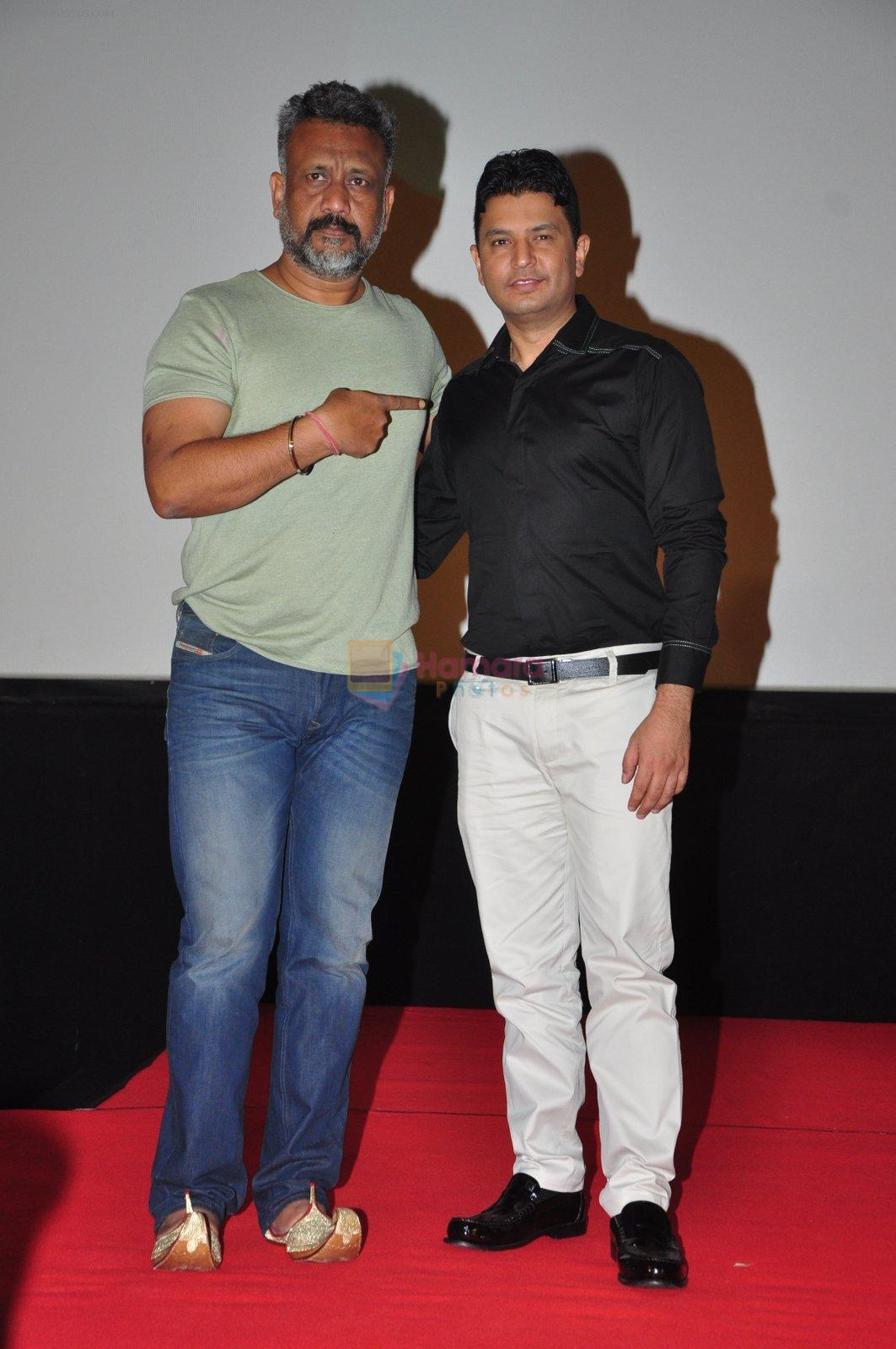 Bhushan Kumar, Anubhav Sinha at the Audio release of Tum Bin 2 on 14th Sept 2016