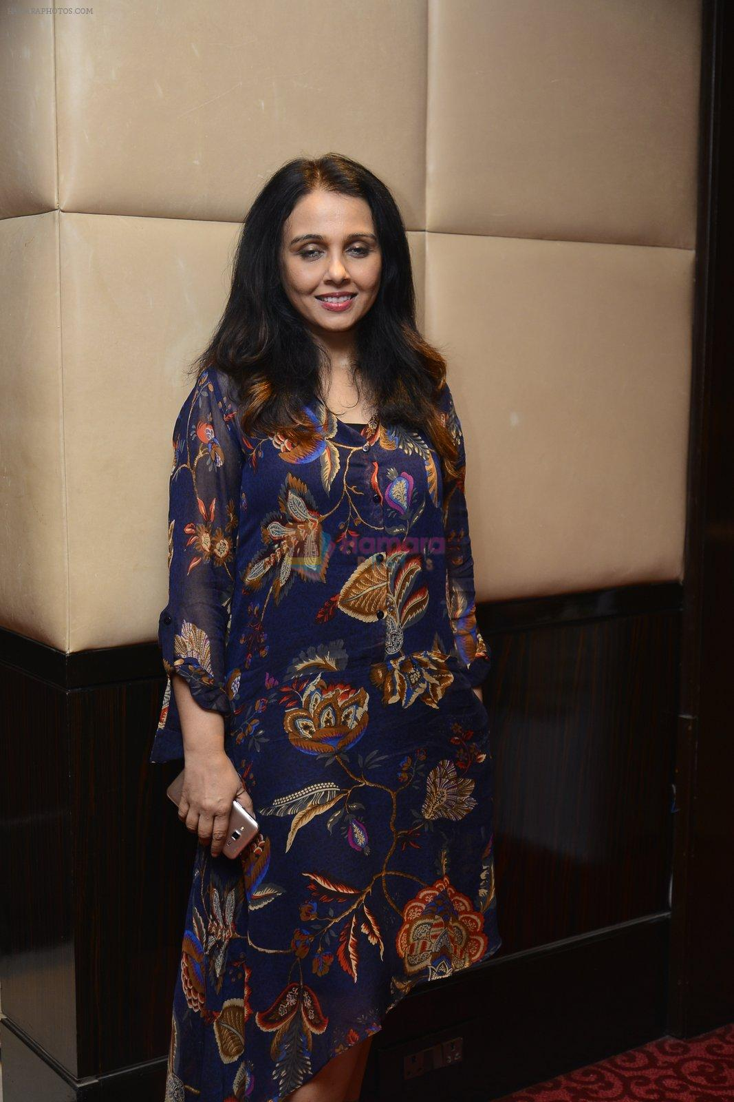 Suchitra Krishnamurthy at Jason Byrne stand up comedian's premiere show on 15th Sept 2016