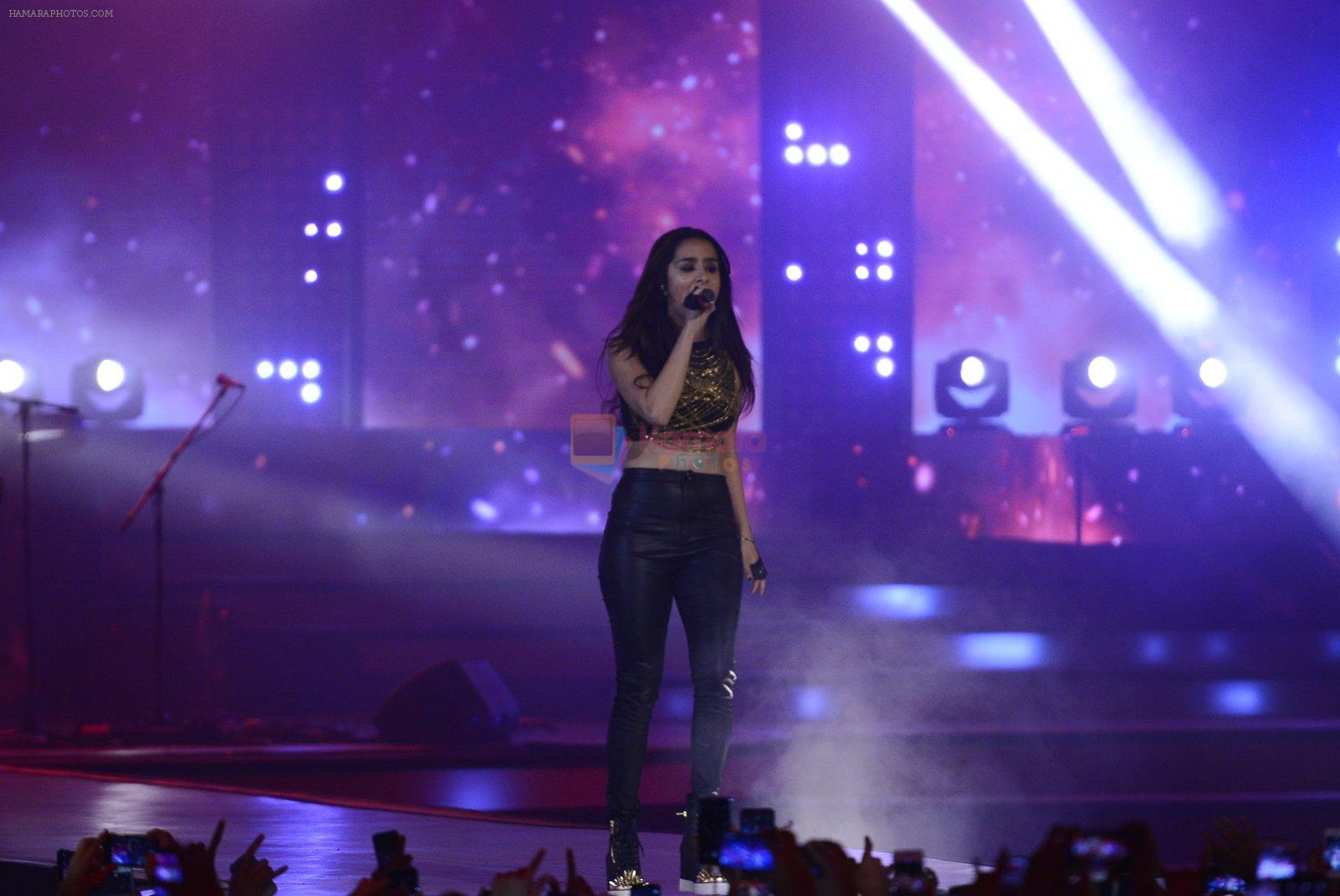 Shraddha Kapoor at Rock on 2 concert on 17th Sept 2016