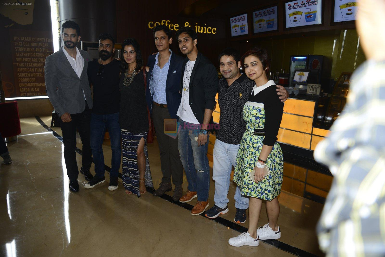 Angad Bedi at Pink success meet on 19th Sept 2016