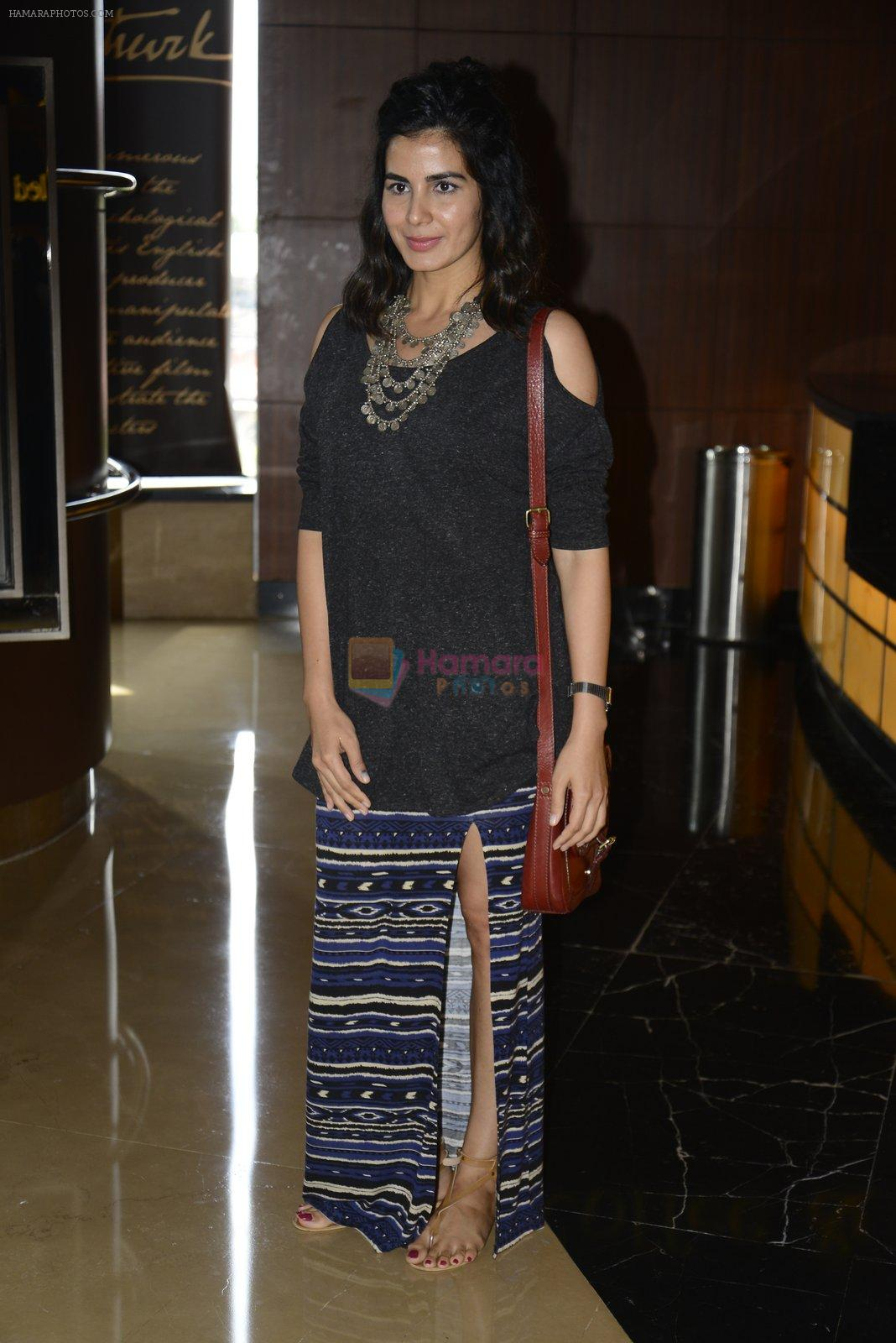 Kirti Kulhari at Pink success meet on 19th Sept 2016