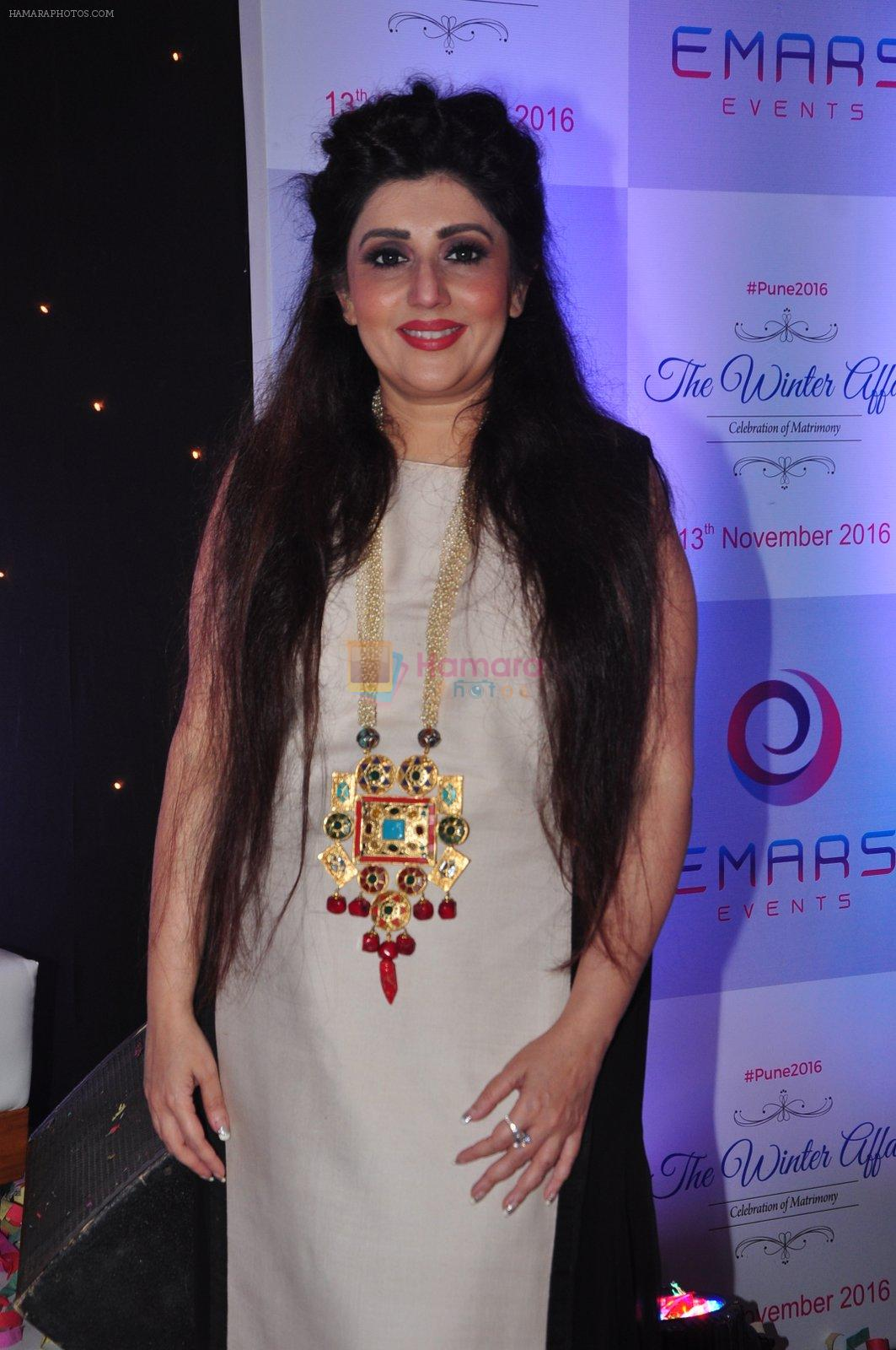 Archana Kochhar at the Emars events press conference in Pune on 18th Sept 2016