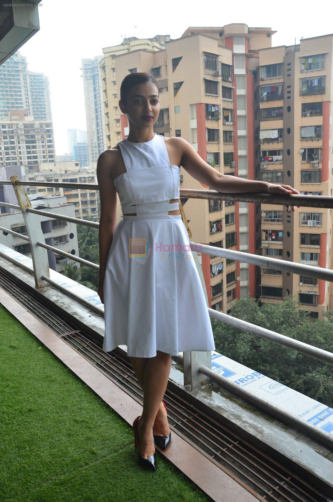 Radhika Apte at Parched Photoshoot on 17th Sept 2016