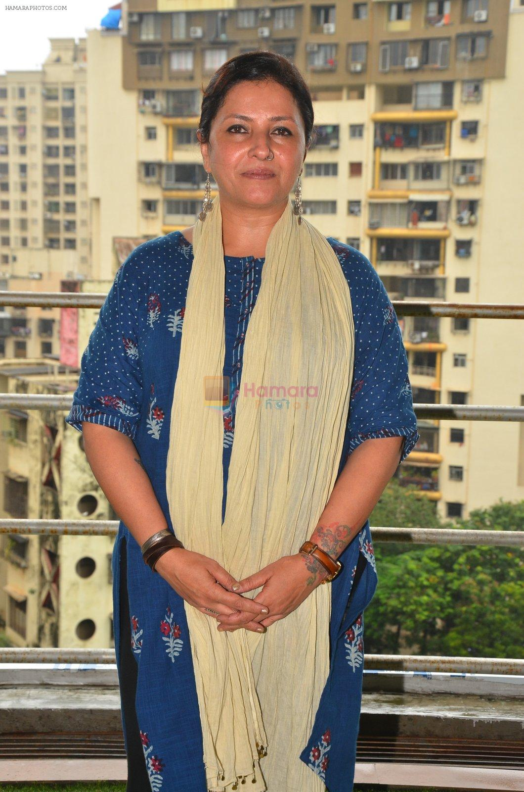 Leena Yadav at Parched Photoshoot on 17th Sept 2016