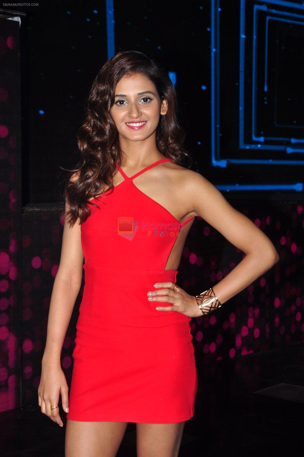 Shakti Mohan on the sets of Dance plus on 19th Sept 2016