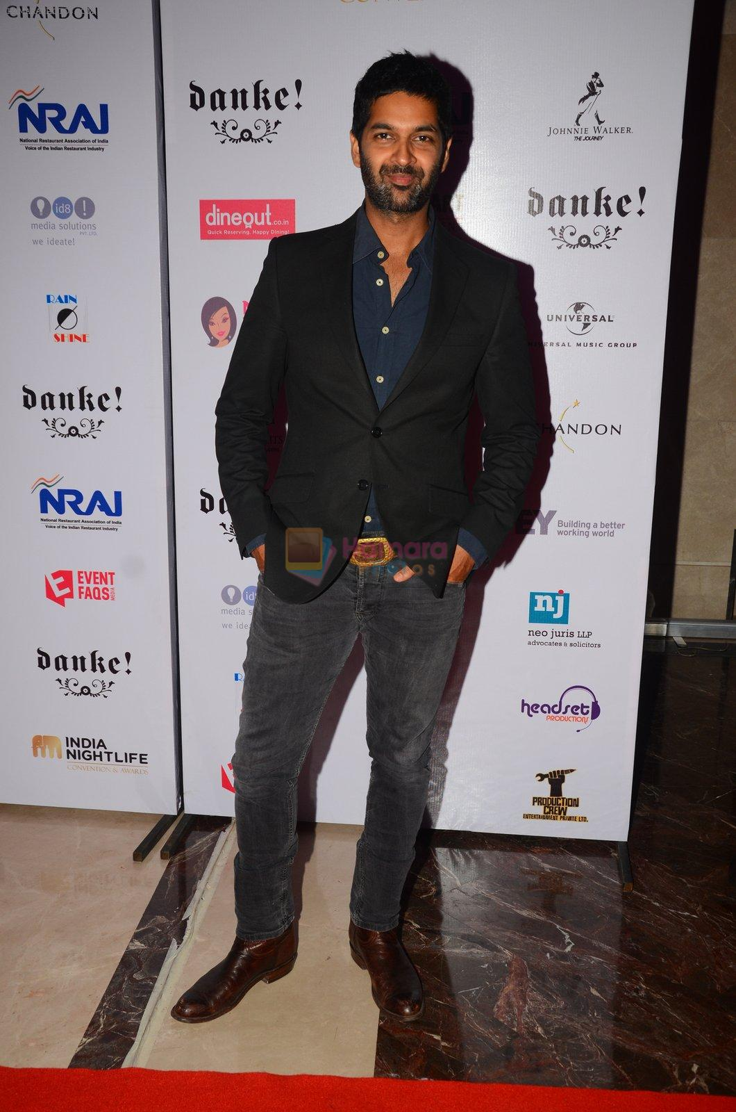 at Indian Nightlife convention on 26th Sept 2016