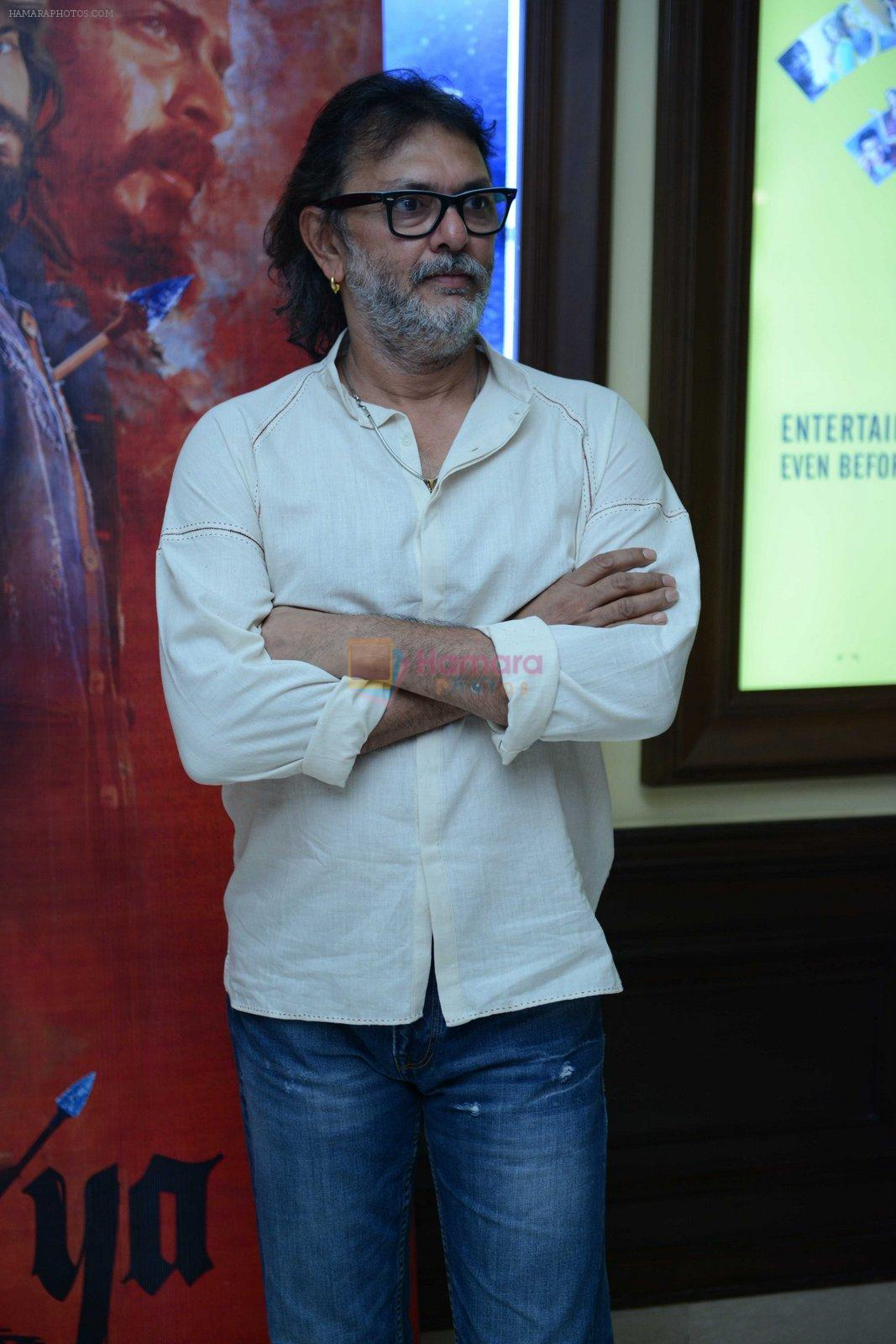 Rakesh Mehra at Mirzya press conference in delhi on n26th Sept 2016