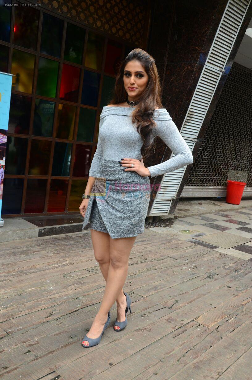 Aarti Chabbria at Mumbai Varanasi Express trailer launch