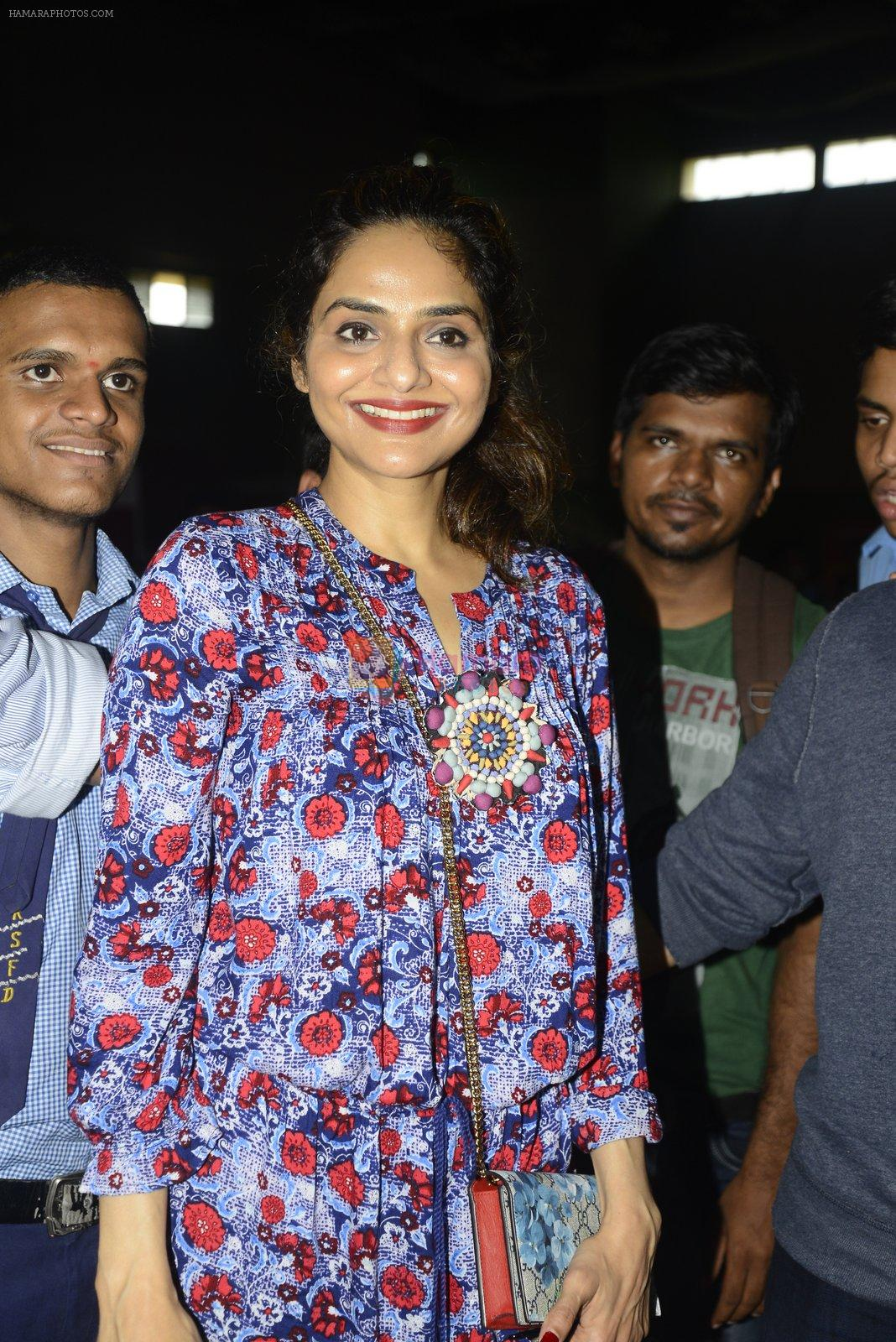 Madhoo at Rouble Nagi and Rotary District 3141 Host World Deaf Day Art Camp and Cultural Activities on 24th Sept 2016