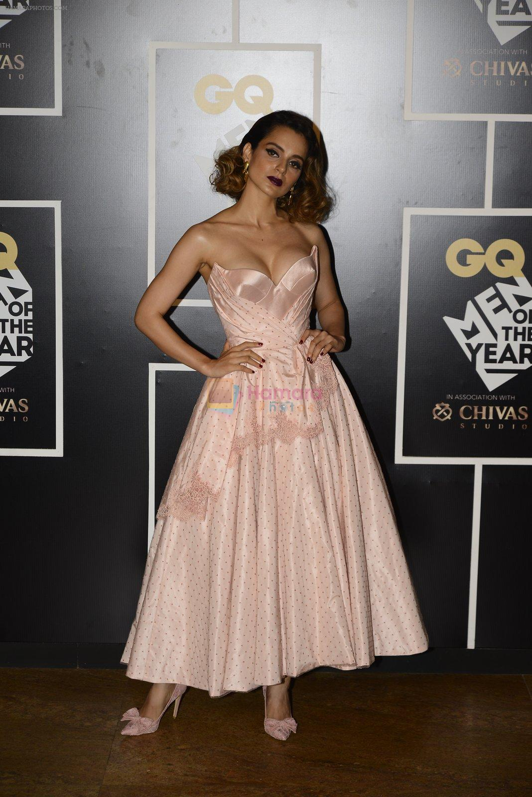 Kangana Ranaut at GQ MEN OF THE YEAR on 27th Sept 2016