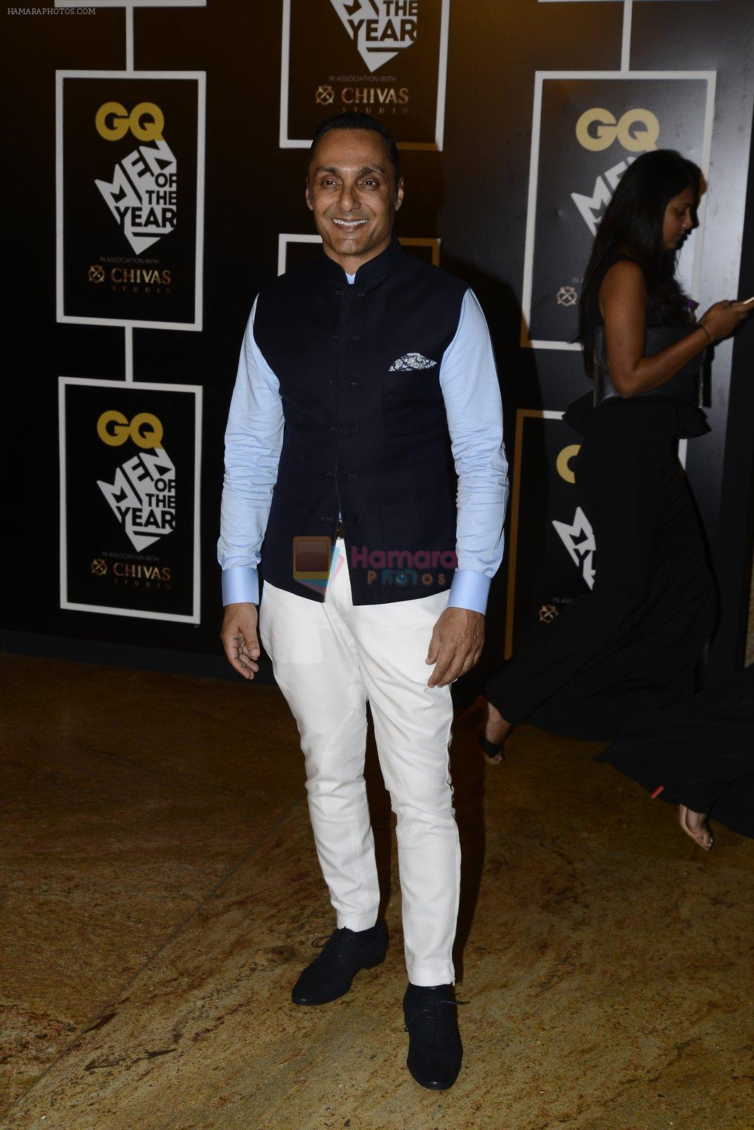 Rahul Bose at GQ MEN OF THE YEAR on 27th Sept 2016