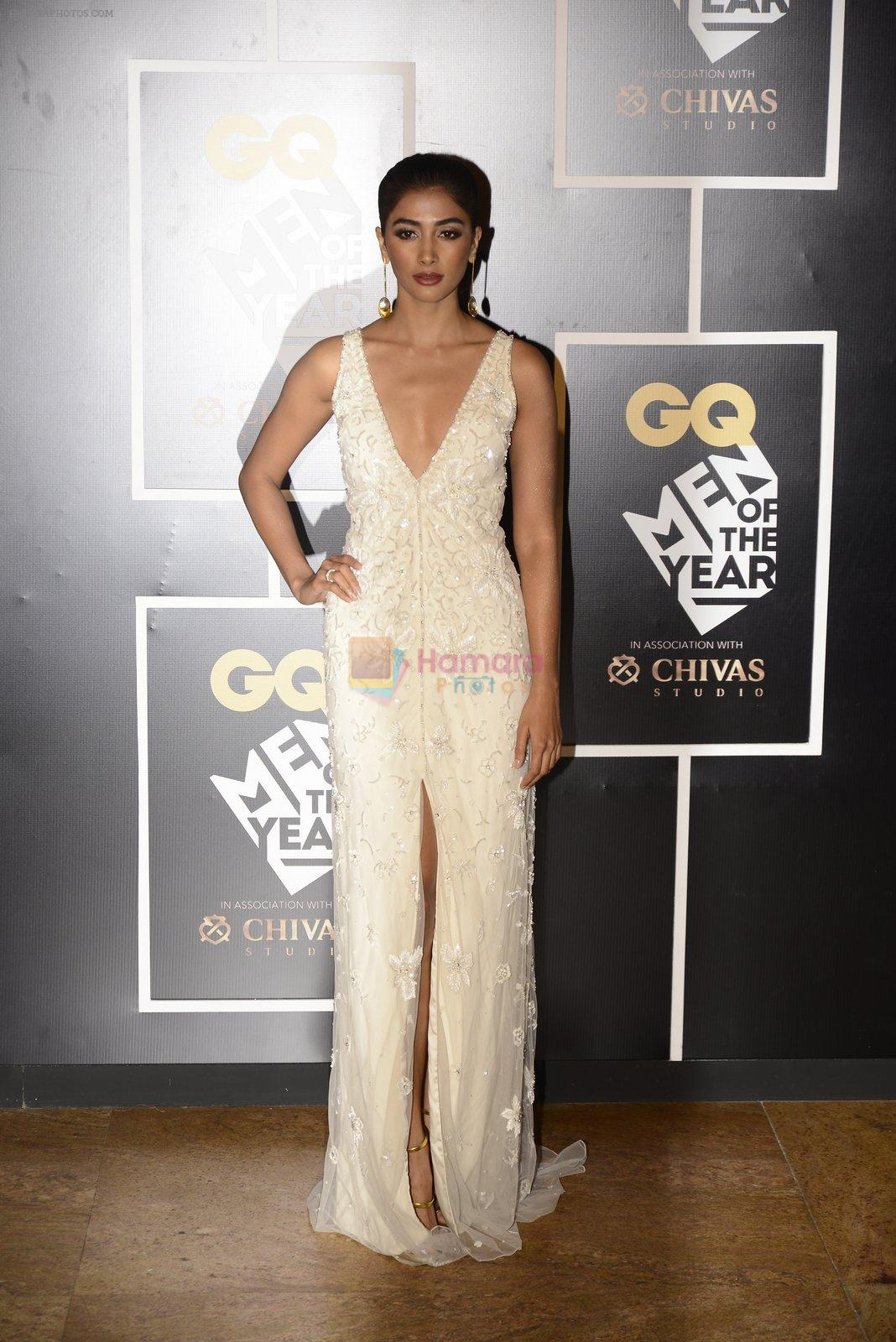 Pooja Hegde at GQ MEN OF THE YEAR on 27th Sept 2016