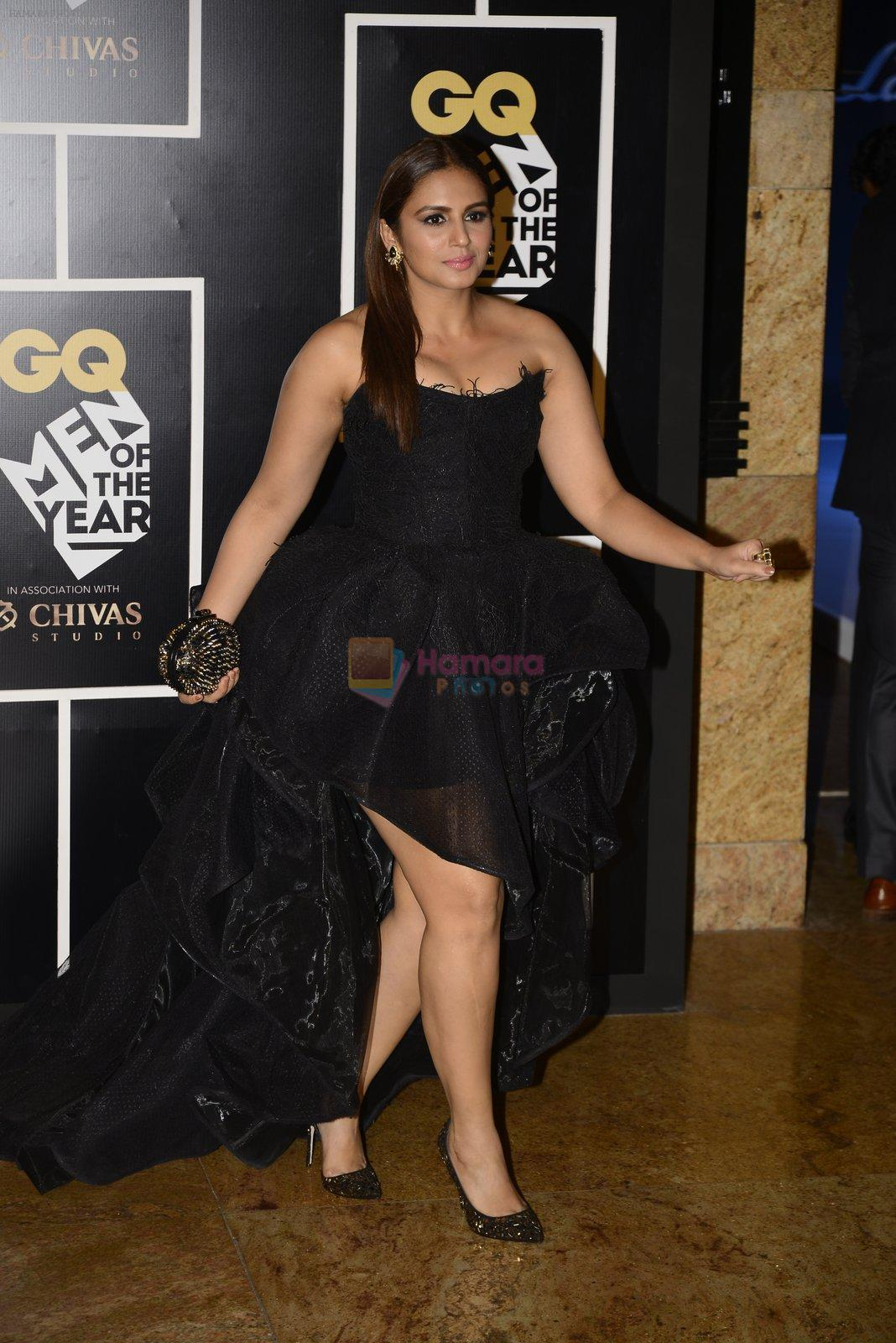 Huma Qureshi at GQ MEN OF THE YEAR on 27th Sept 2016