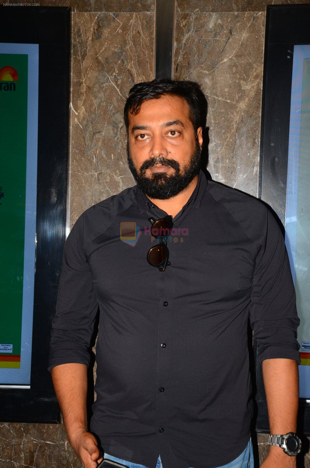 Anurag Kashyap snapped at Jagran on 27th Sept 2016