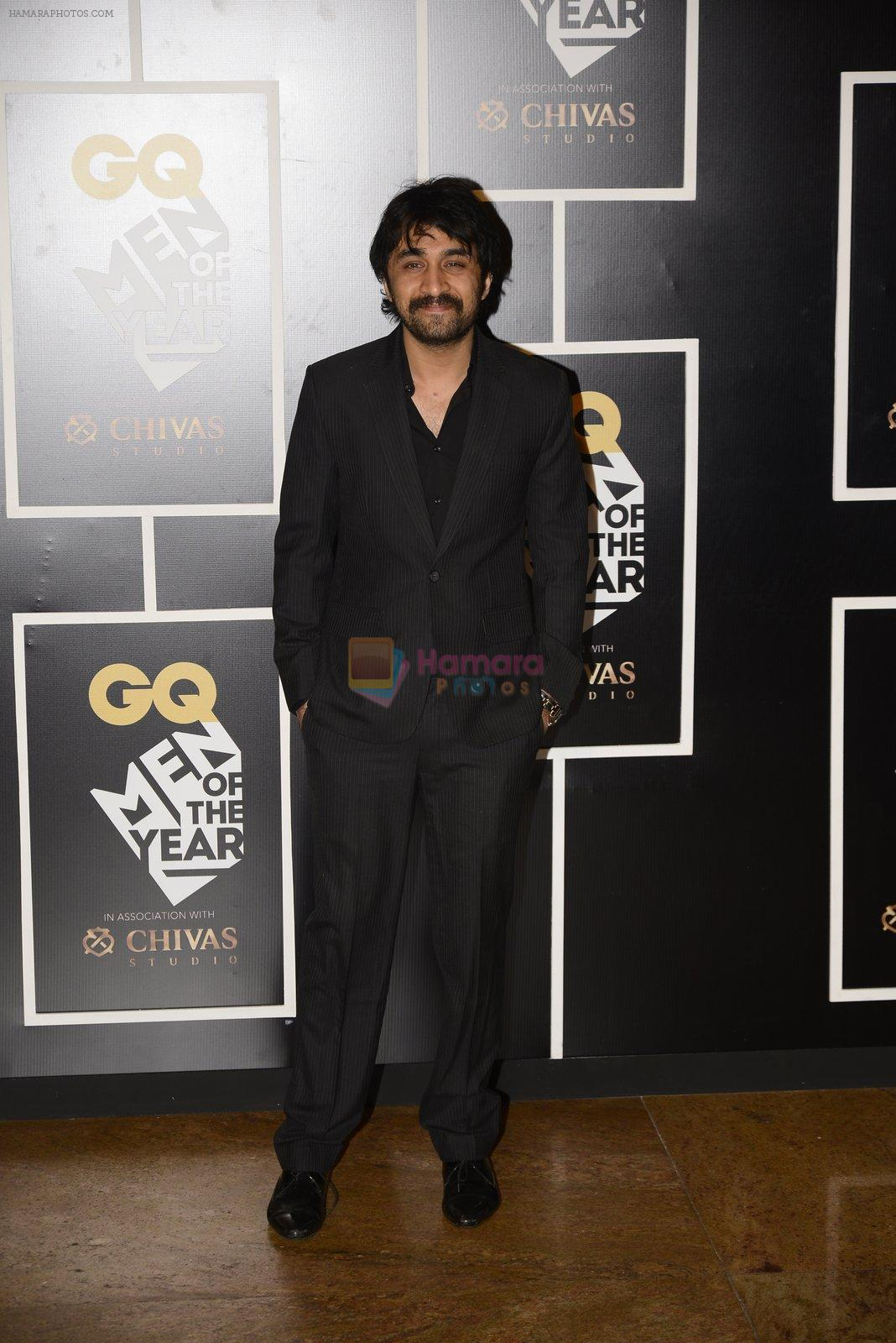 Siddhanth Kapoor at GQ MEN OF THE YEAR on 27th Sept 2016