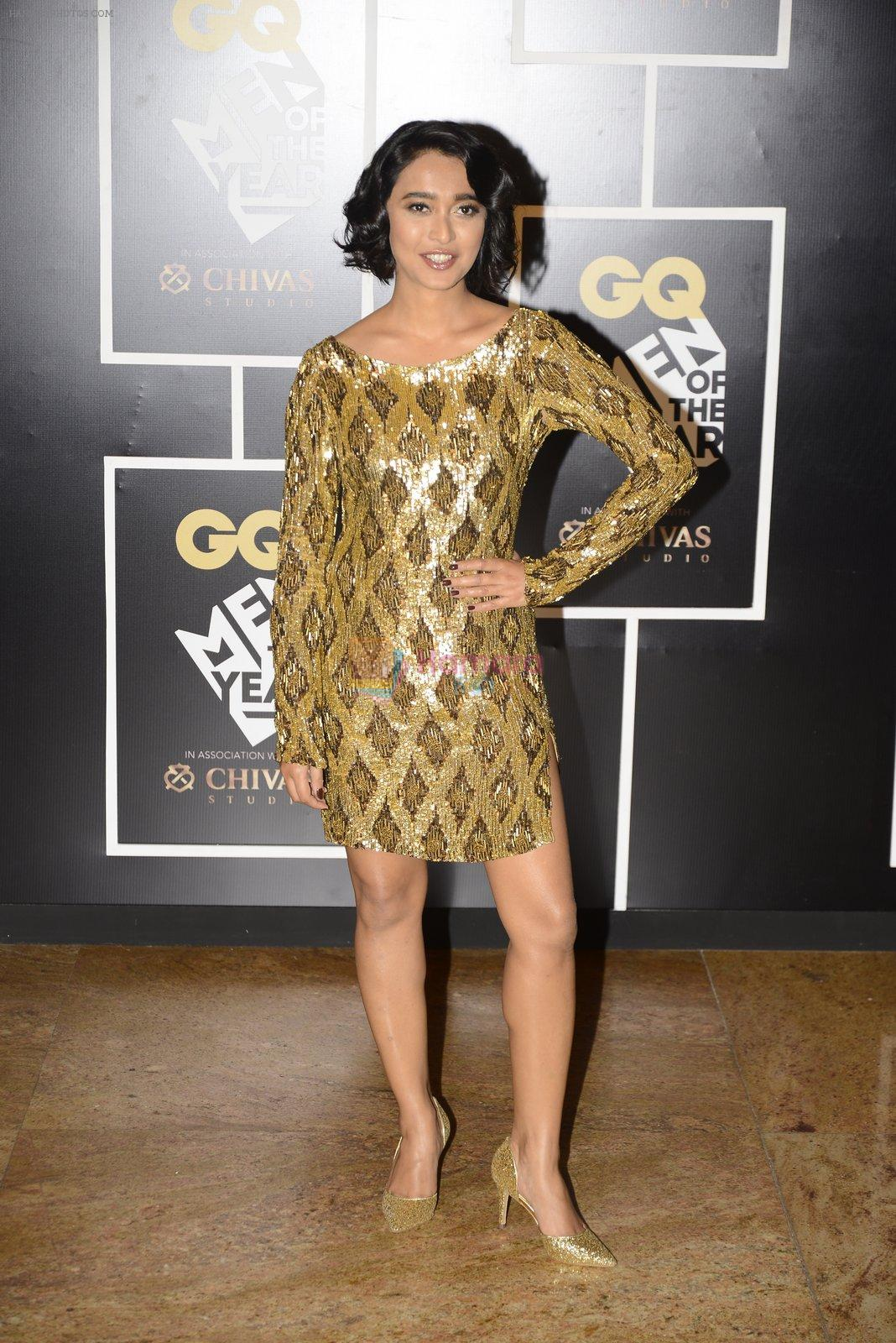 Sayani Gupta at GQ MEN OF THE YEAR on 27th Sept 2016