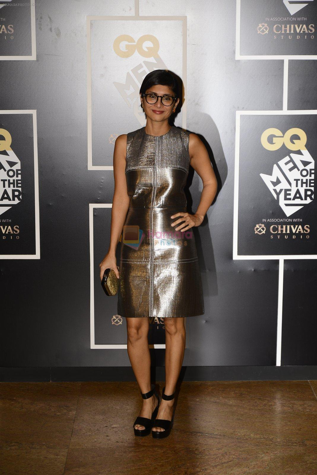 Kiran Rao at GQ MEN OF THE YEAR on 27th Sept 2016
