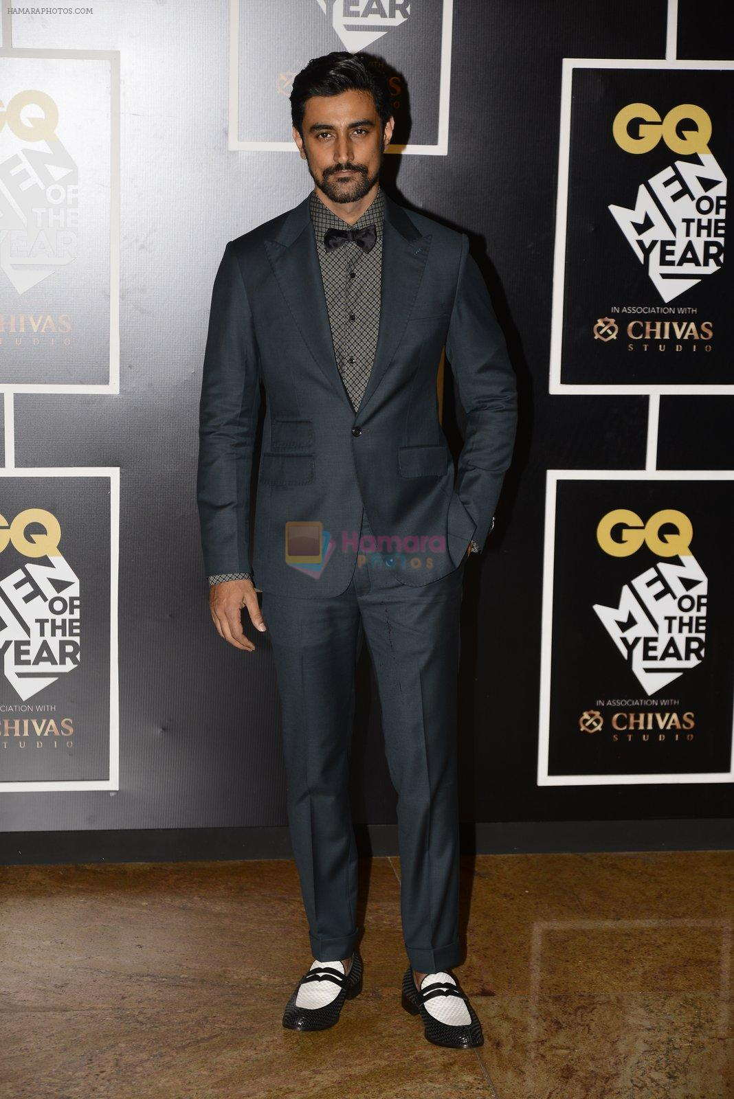 Kunal Kapoor at GQ MEN OF THE YEAR on 27th Sept 2016
