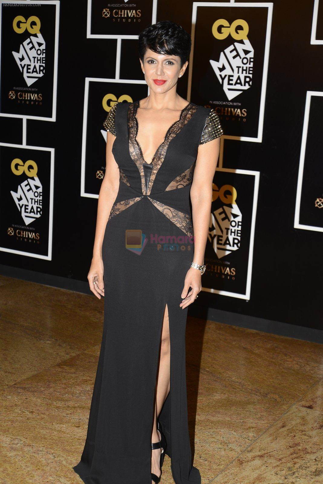 Mandira Bedi at GQ MEN OF THE YEAR on 27th Sept 2016